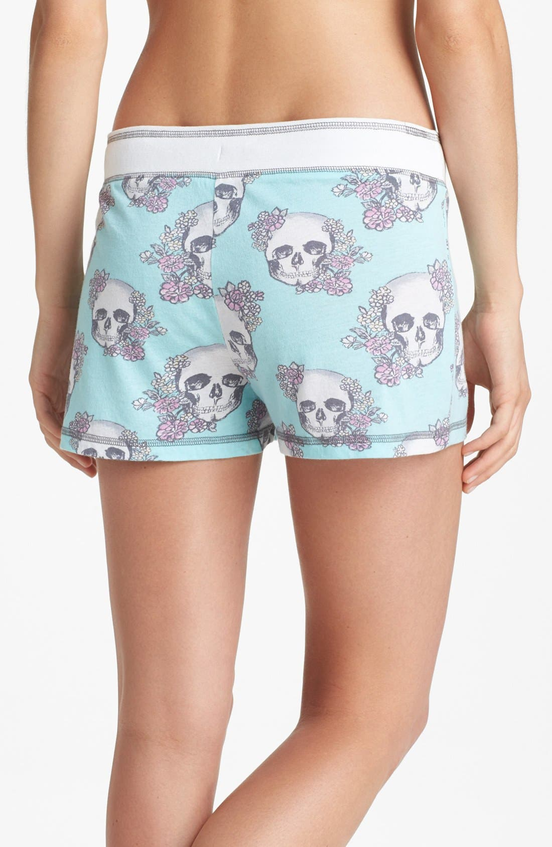 Alternate Image 2  - PJ Salvage 'Skully' Shorts