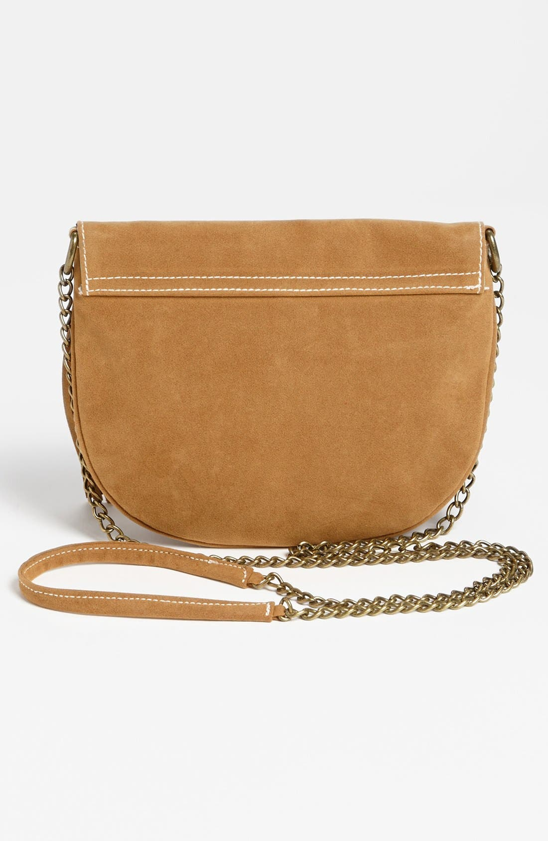 Alternate Image 4  - BP. Fringe Knot Crossbody Bag (Juniors)