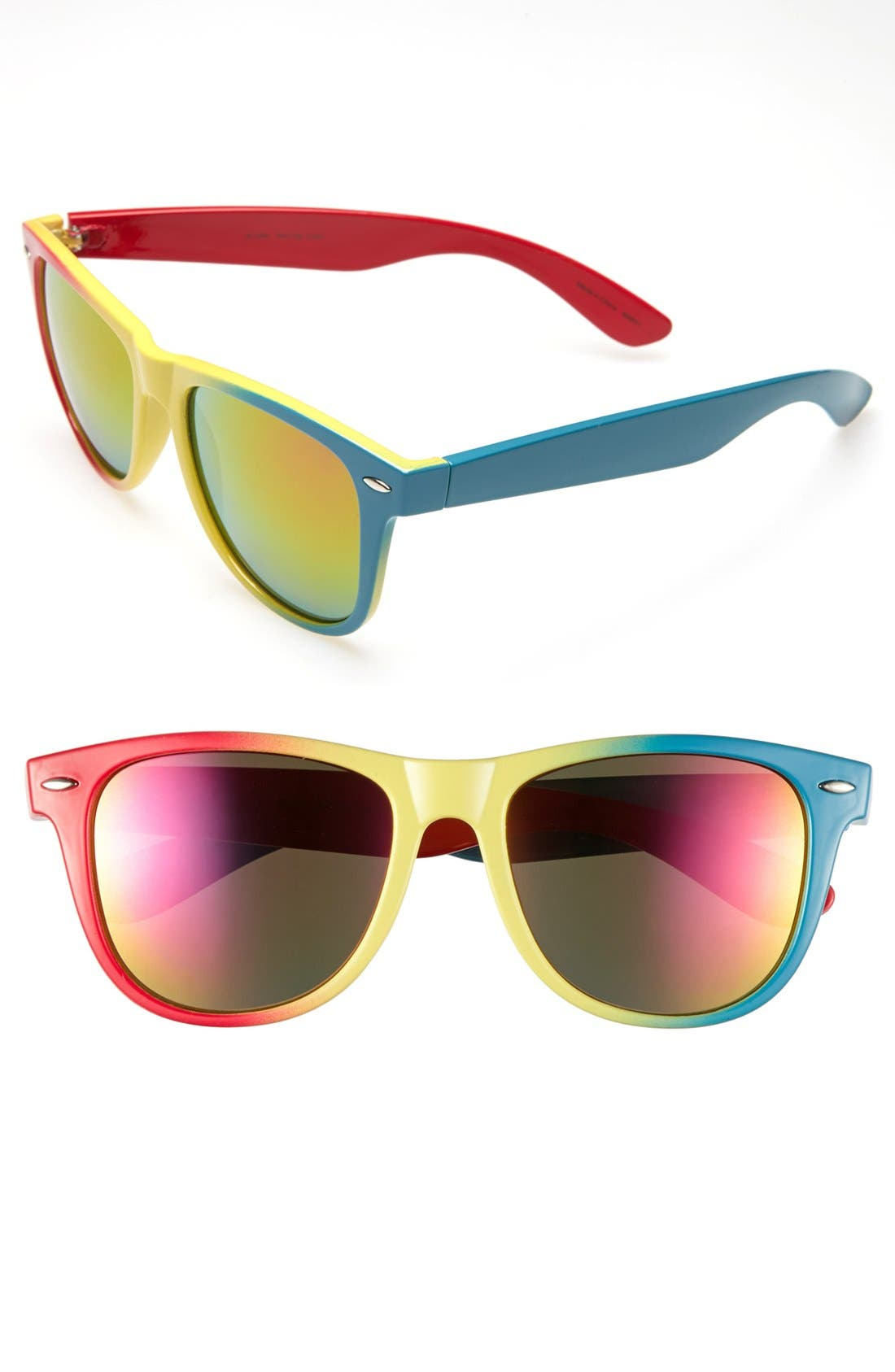 Alternate Image 1 Selected - Outlook Eyewear 'Alumni' 54mm Sunglasses