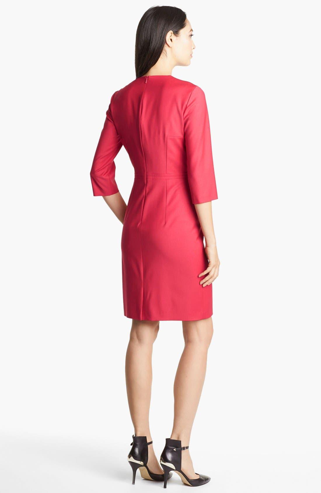 Alternate Image 2  - BOSS HUGO BOSS 'Deminas' Dress
