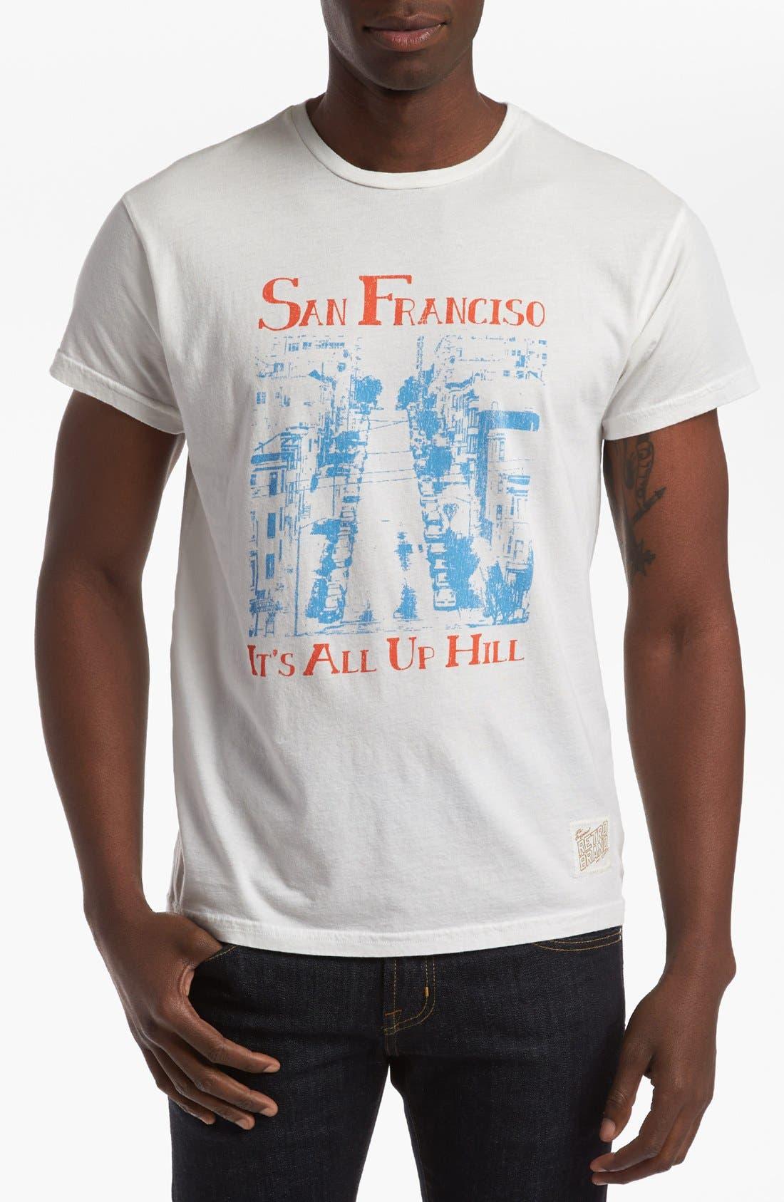 Alternate Image 1 Selected - Retro Brand 'San Francisco' T-Shirt