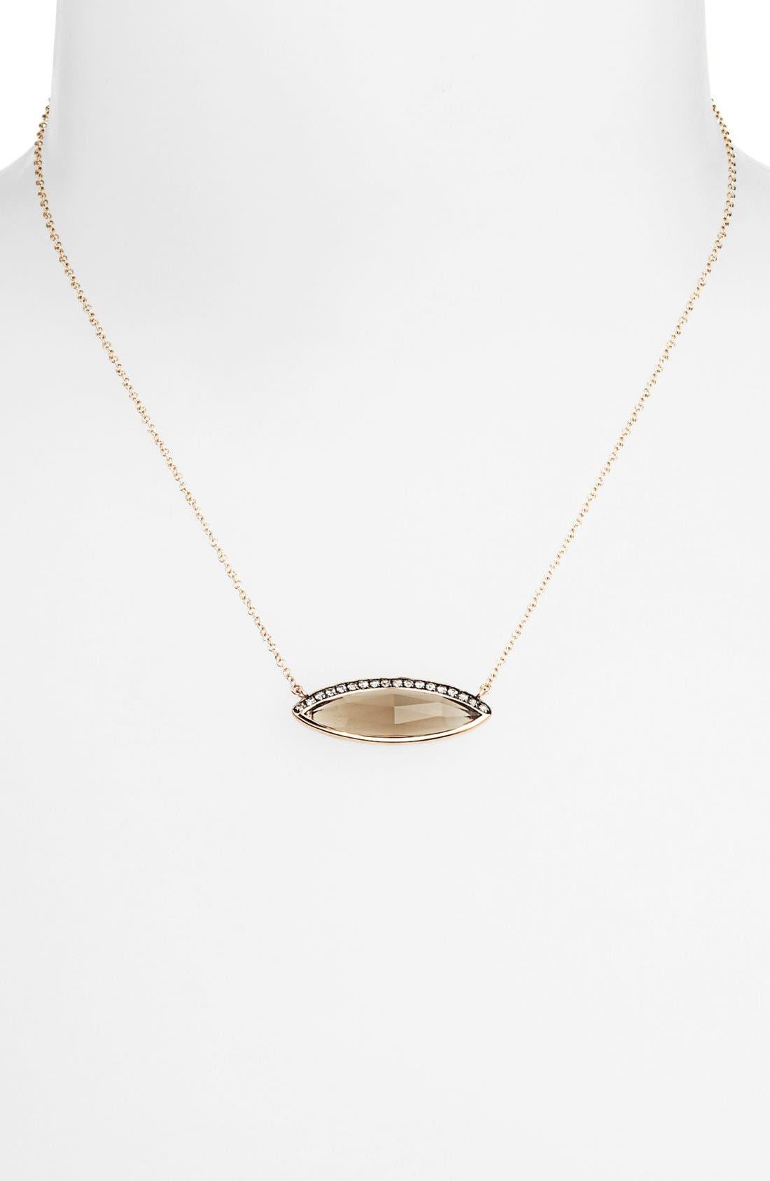 Alternate Image 1 Selected - Whitney Stern Pendant Necklace