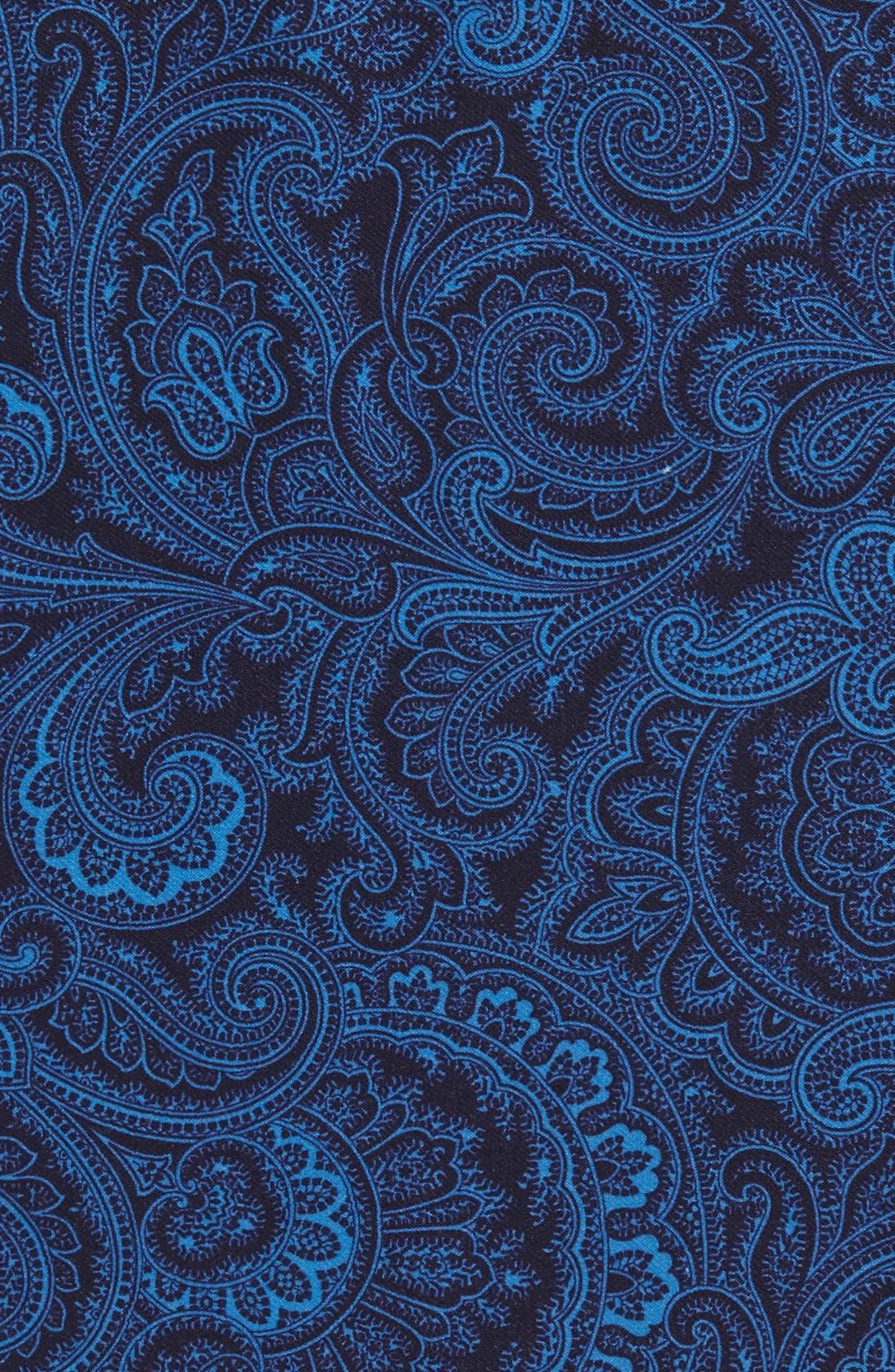 Alternate Image 3  - Ted Baker London Wool Blend Pocket Square