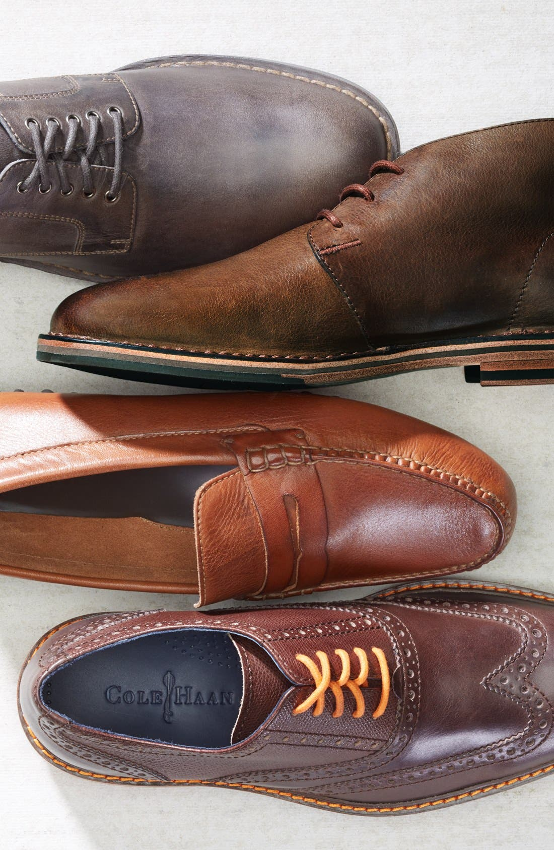 Alternate Image 7  - Cole Haan 'Centre St.' Plain Toe Derby   (Men)