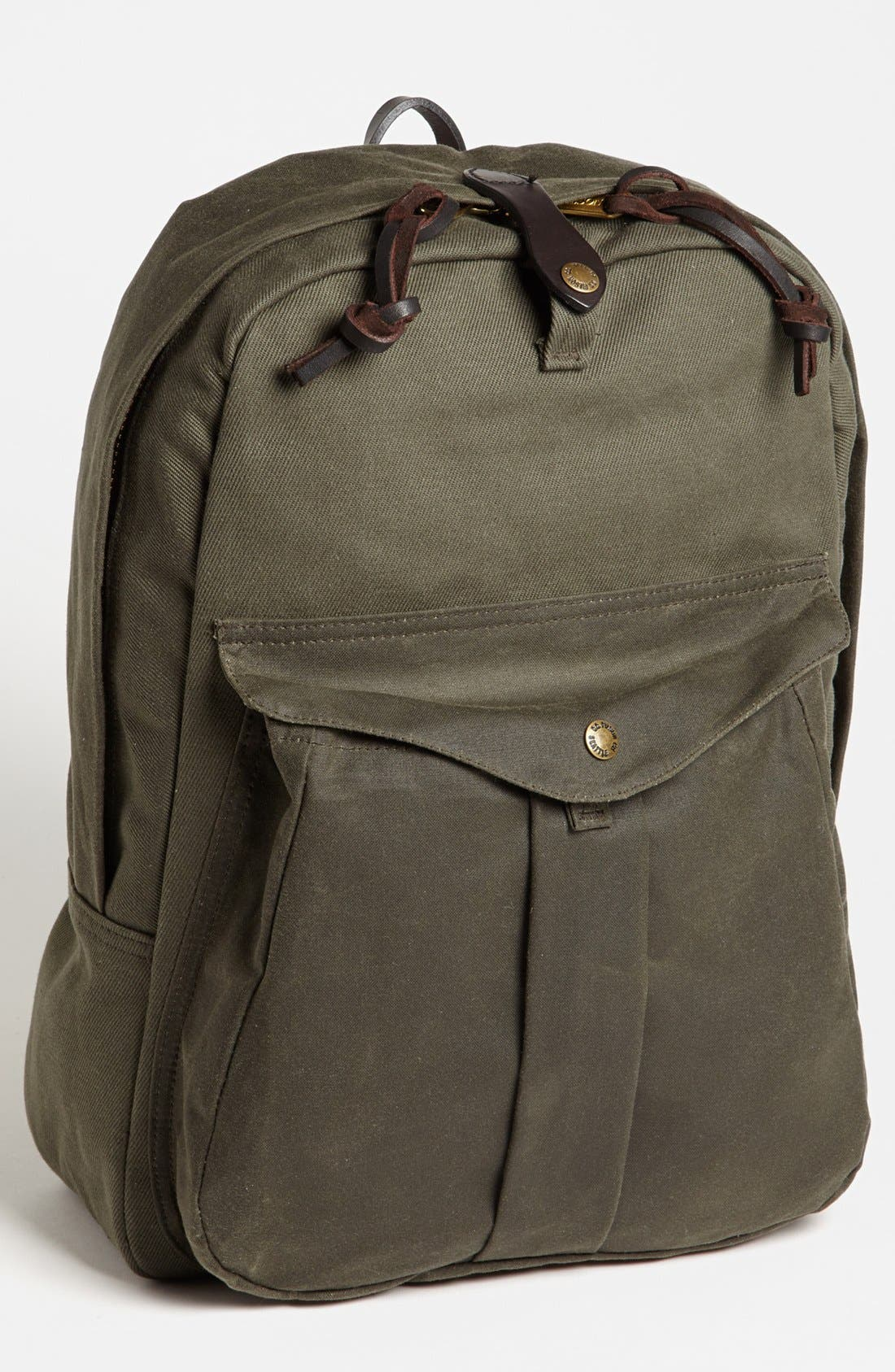 Alternate Image 1 Selected - Filson Twill Backpack