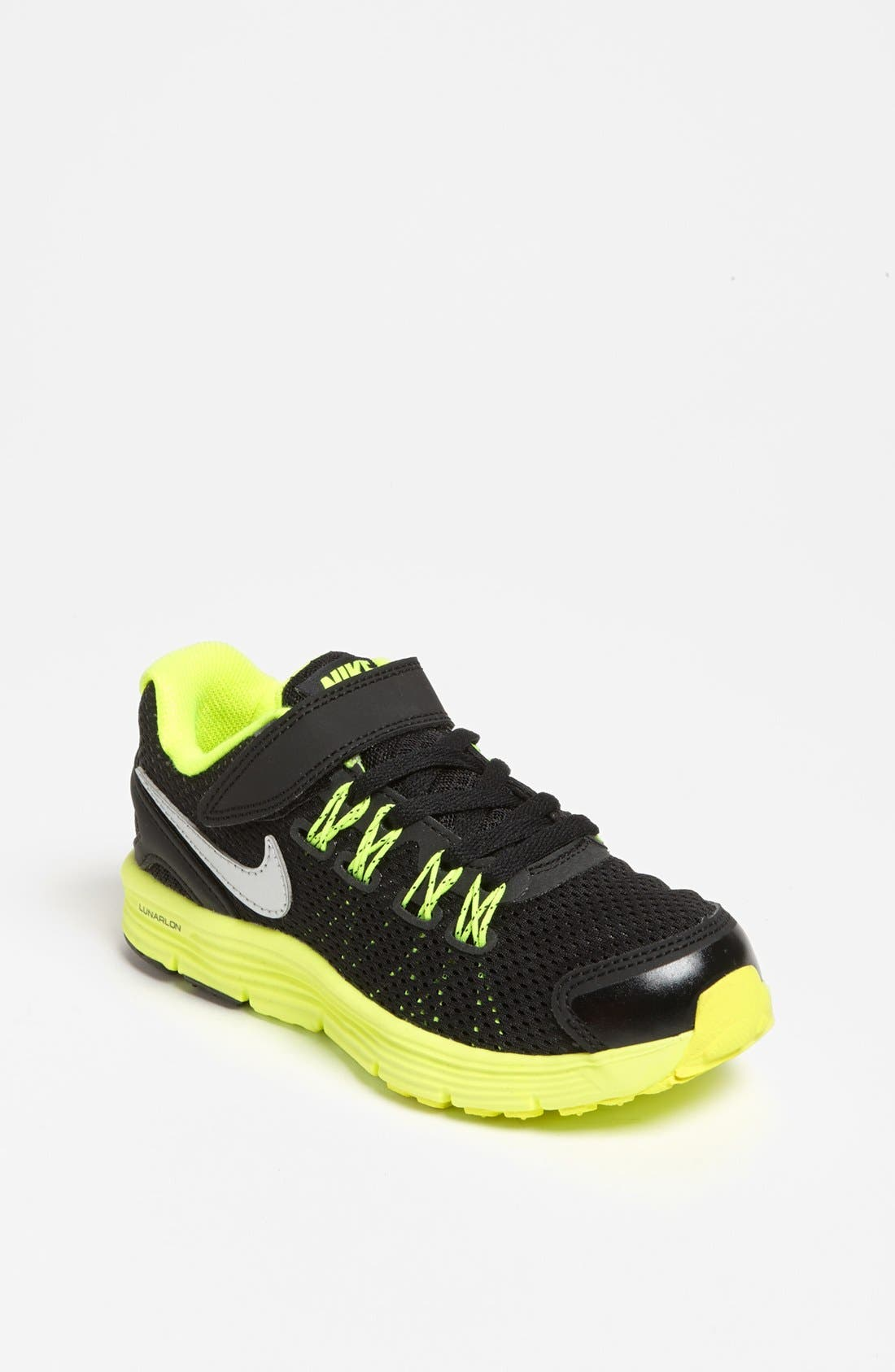 Alternate Image 1 Selected - Nike 'LunarGlide 4' Running Shoe (Baby, Walker, Toddler & Little Kid)