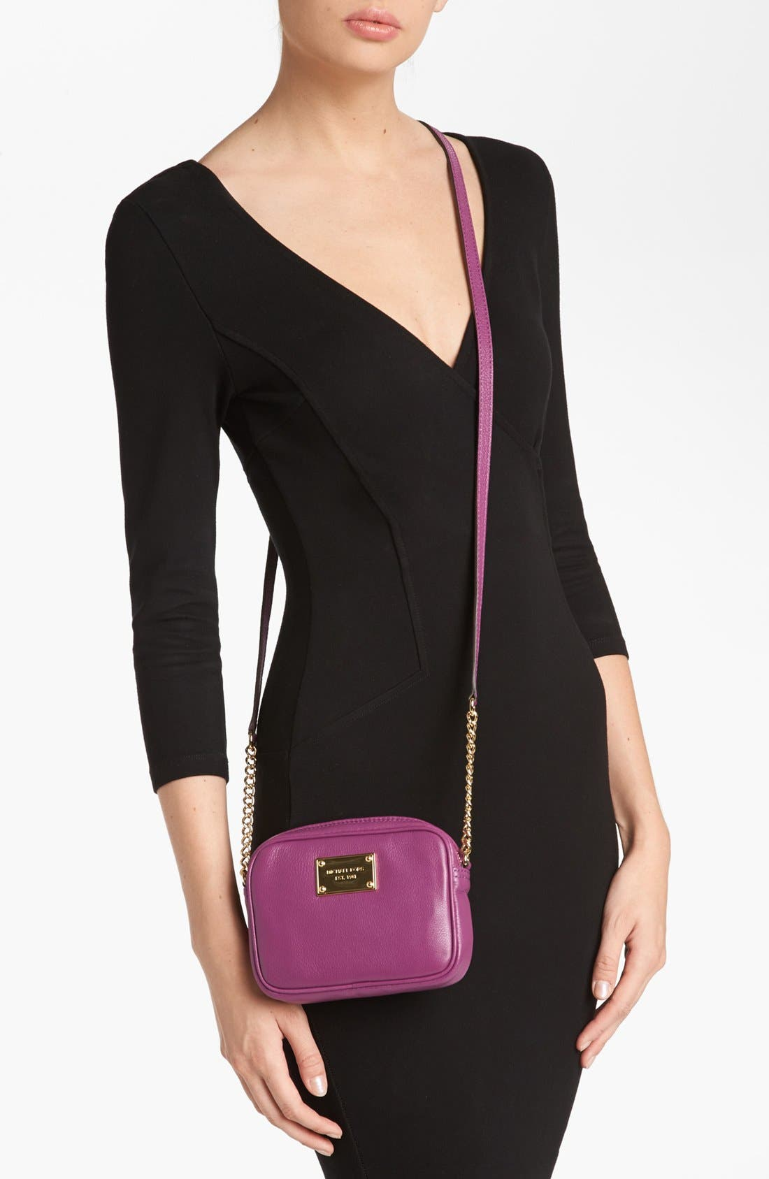 Alternate Image 2  - MICHAEL Michael Kors 'Jet Set' Crossbody Bag