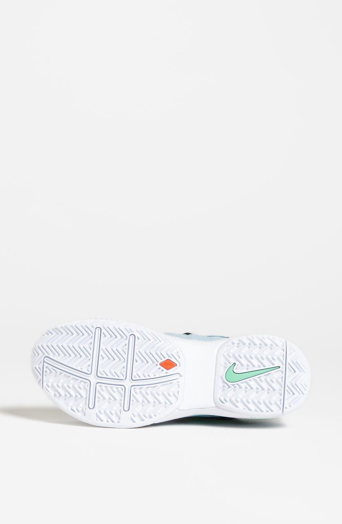 Alternate Image 4  - Nike 'Zoom Vapor 9 Tour' Tennis Shoe (Women)