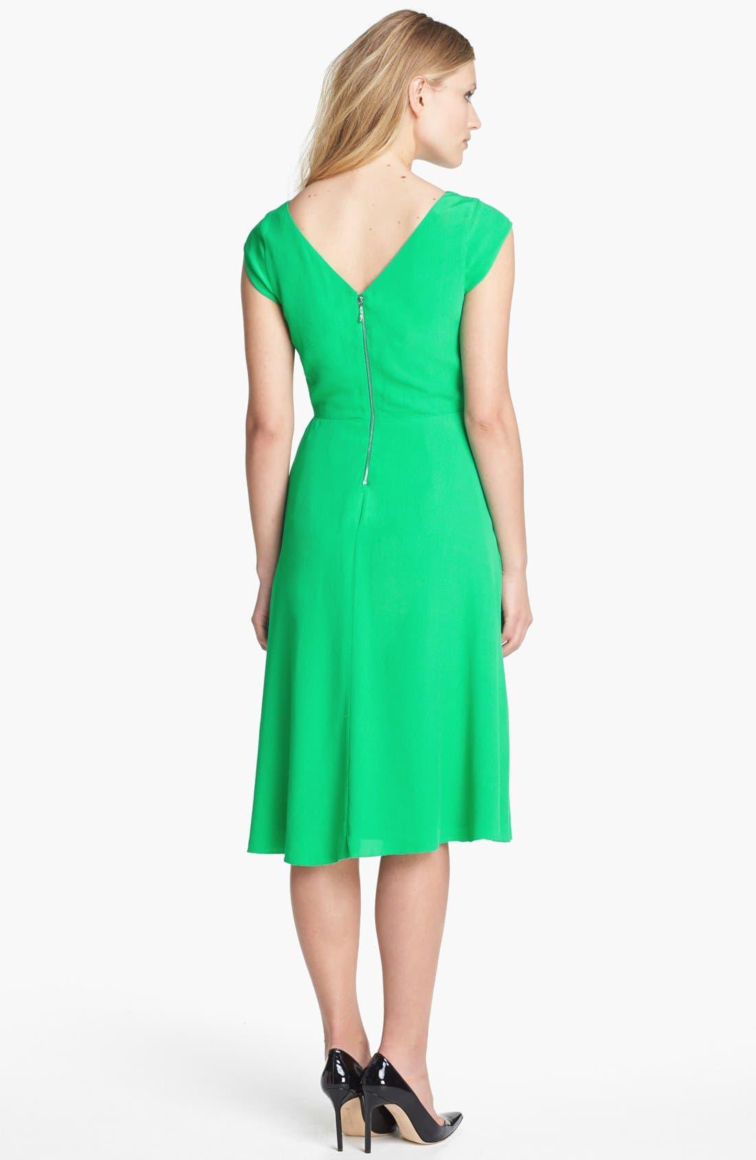 Alternate Image 2  - kate spade new york 'lucia' dress