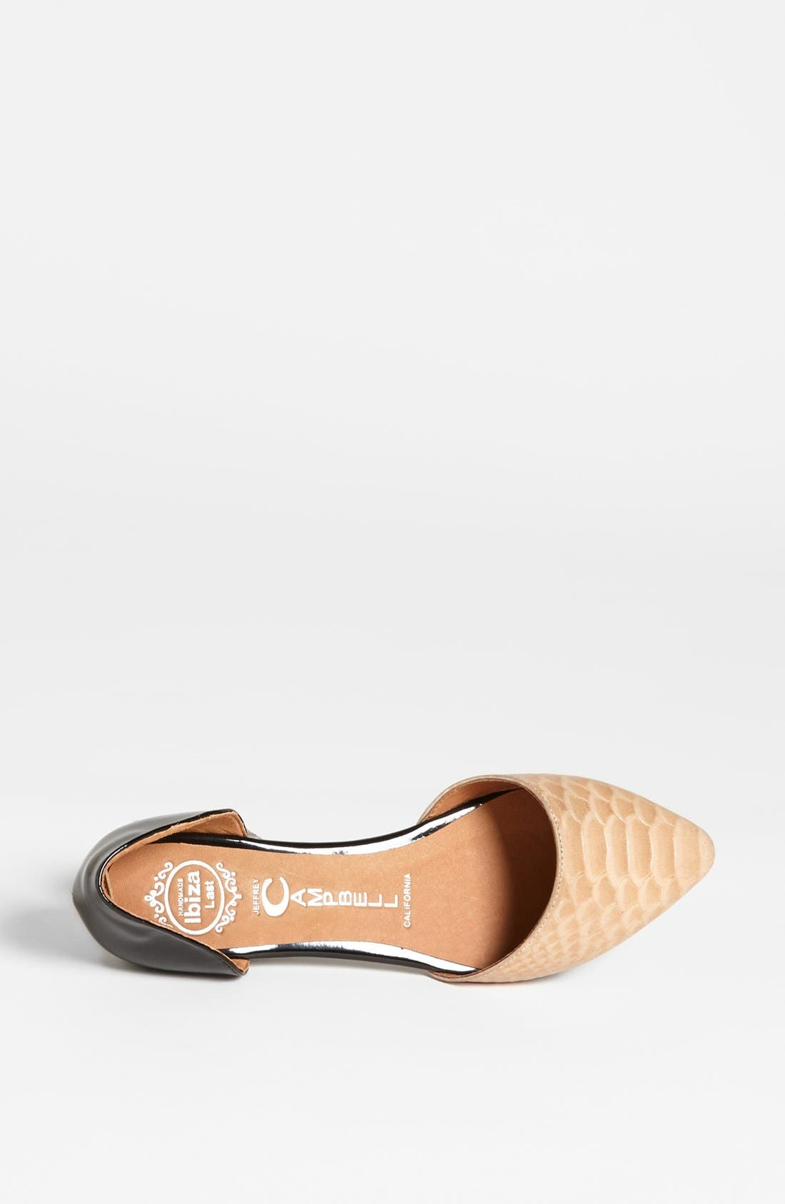 Alternate Image 3  - Jeffrey Campbell 'In Love' Flat
