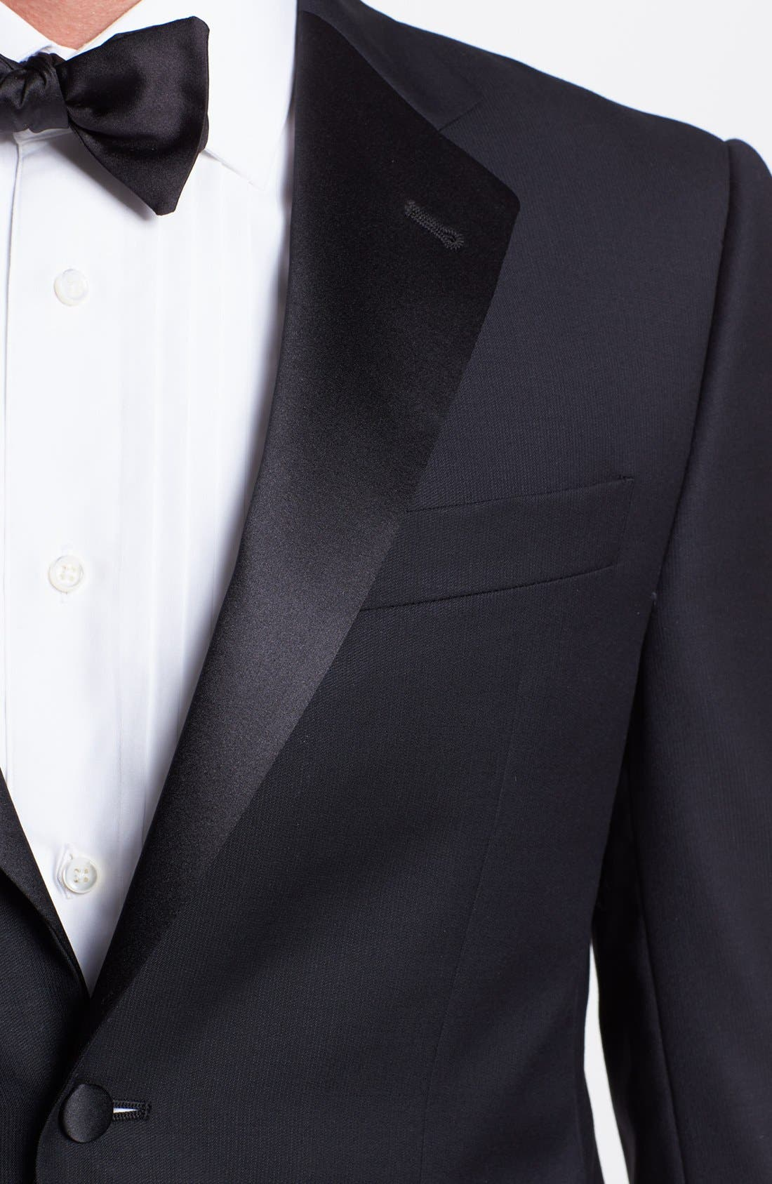Alternate Image 2  - Joseph Abboud Classic Fit Tuxedo