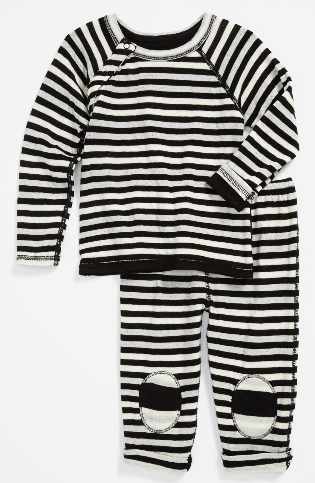 Alternate Image 1 Selected - Nordstrom Baby T-Shirt & Pants (Baby)