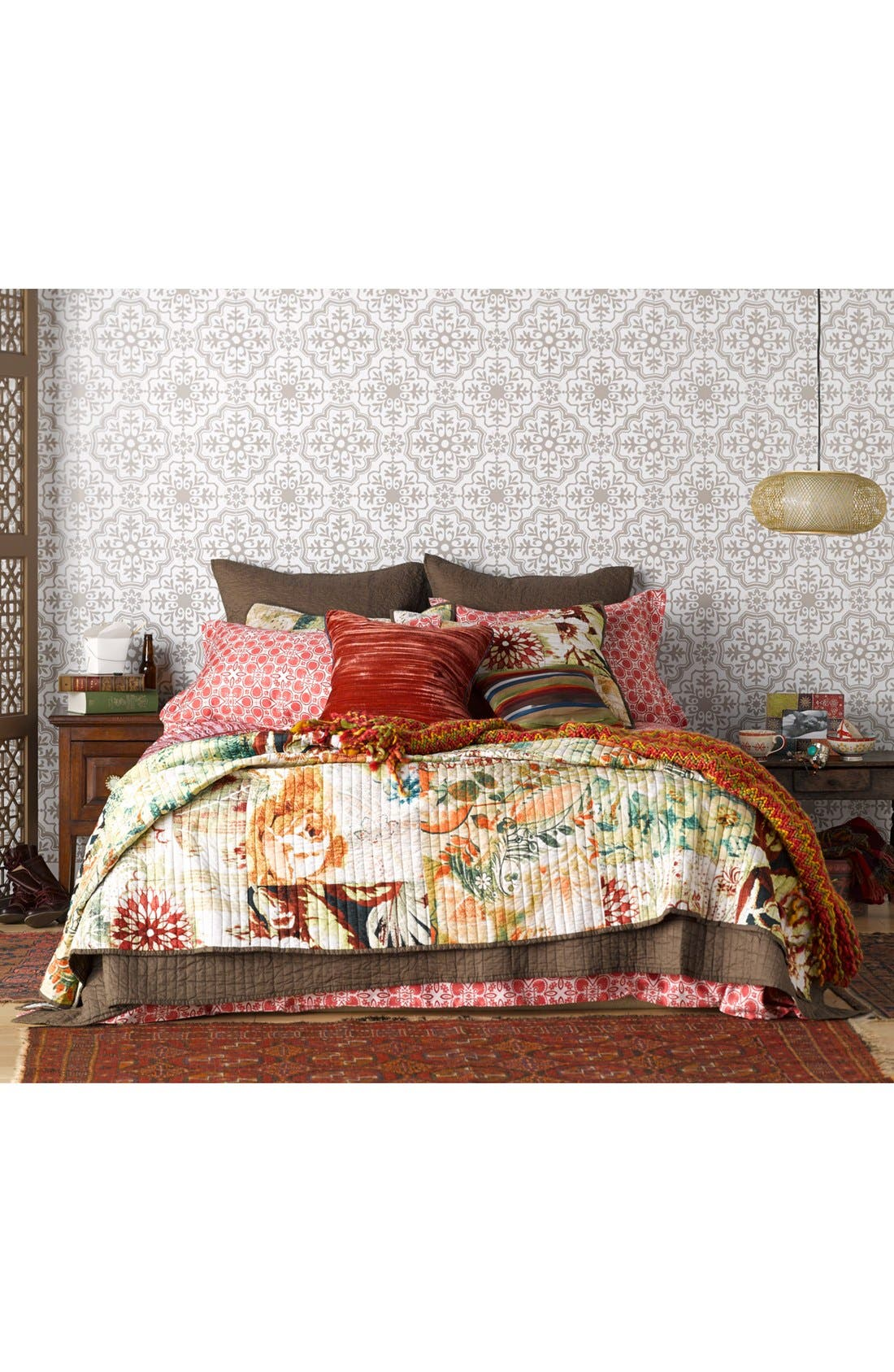 Alternate Image 3  - Tracy Porter® For Poetic Wanderlust® 'Poetic Wanderlust' Quilted Euro Sham