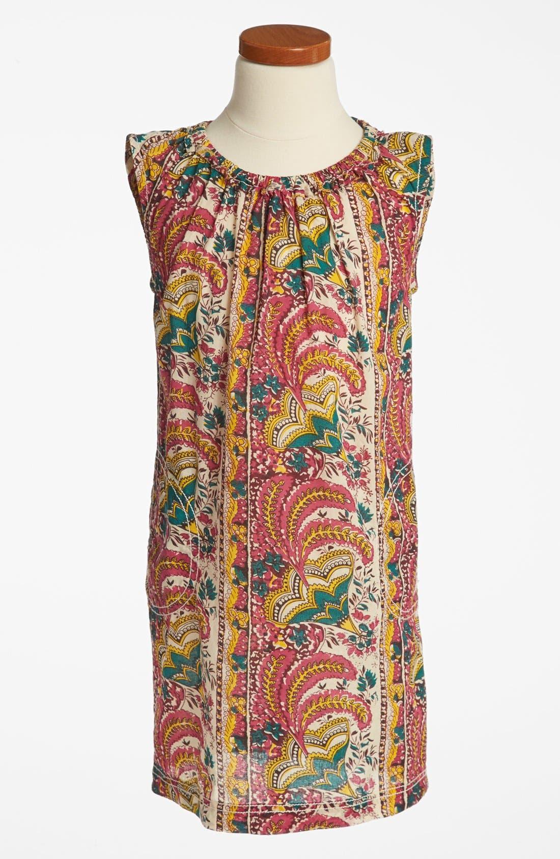 Main Image - Peek 'Ava' Dress (Big Girls)