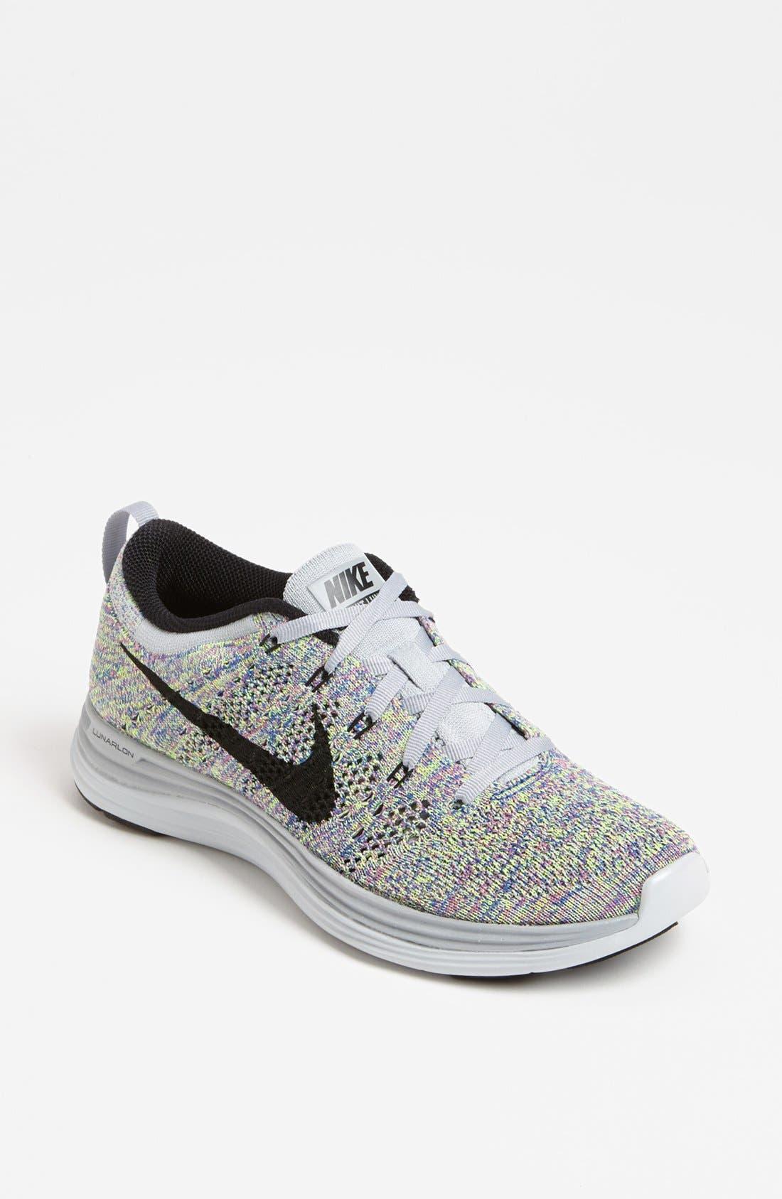 Main Image - Nike 'Flyknit Lunar1+' Running Shoe (Women)