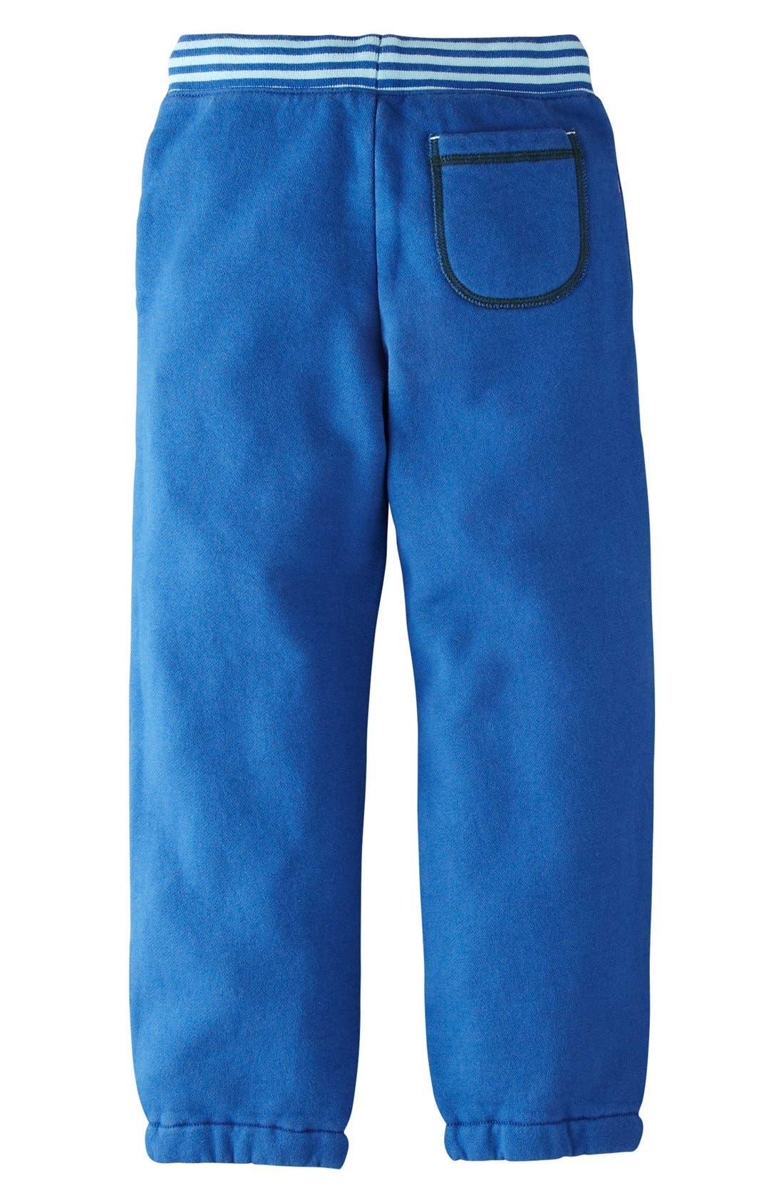 Alternate Image 2  - Mini Boden Track Pants (Toddler Boys, Little Boys & Big Boys)