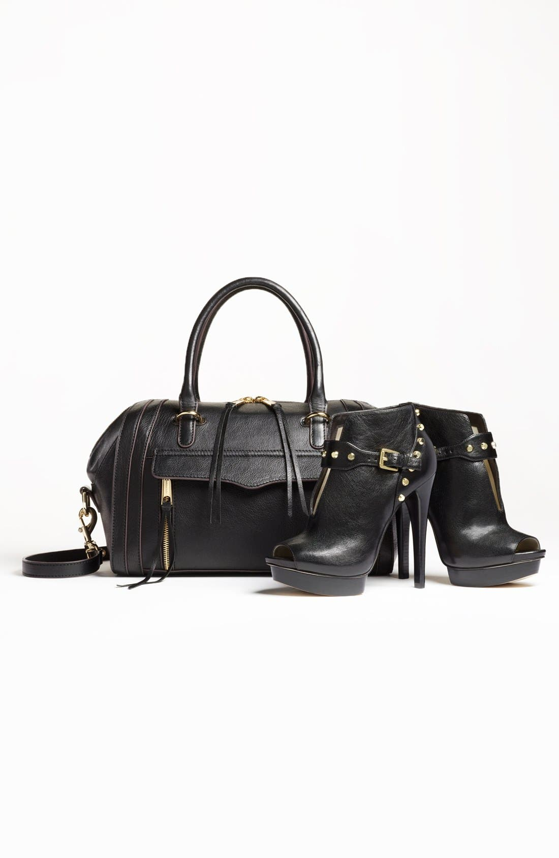 Alternate Image 5  - Rebecca Minkoff 'Darcy' Leather Satchel (Nordstrom Exclusive)
