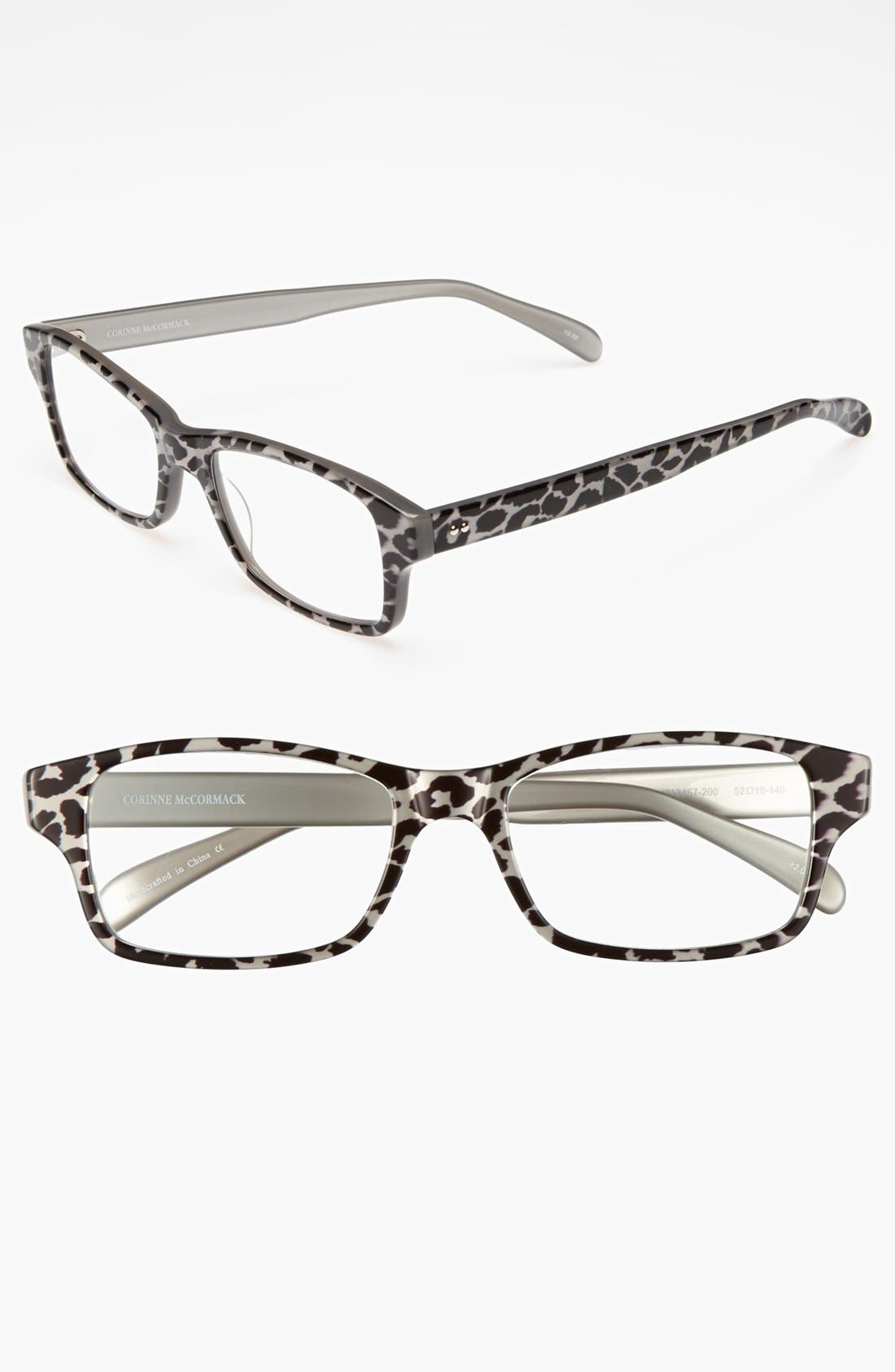 Alternate Image 1 Selected - Corinne McCormack 'Jess' 52mm Reading Glasses