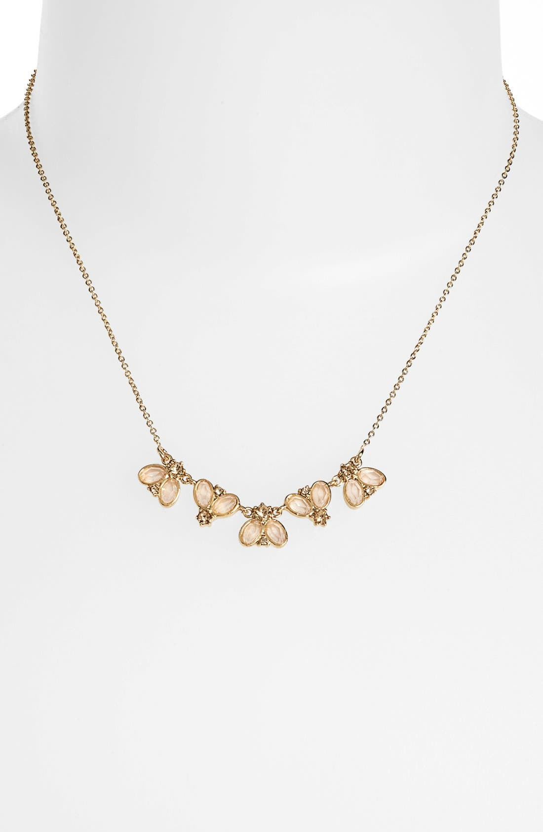 Alternate Image 1 Selected - kate spade new york 'floral fete' necklace