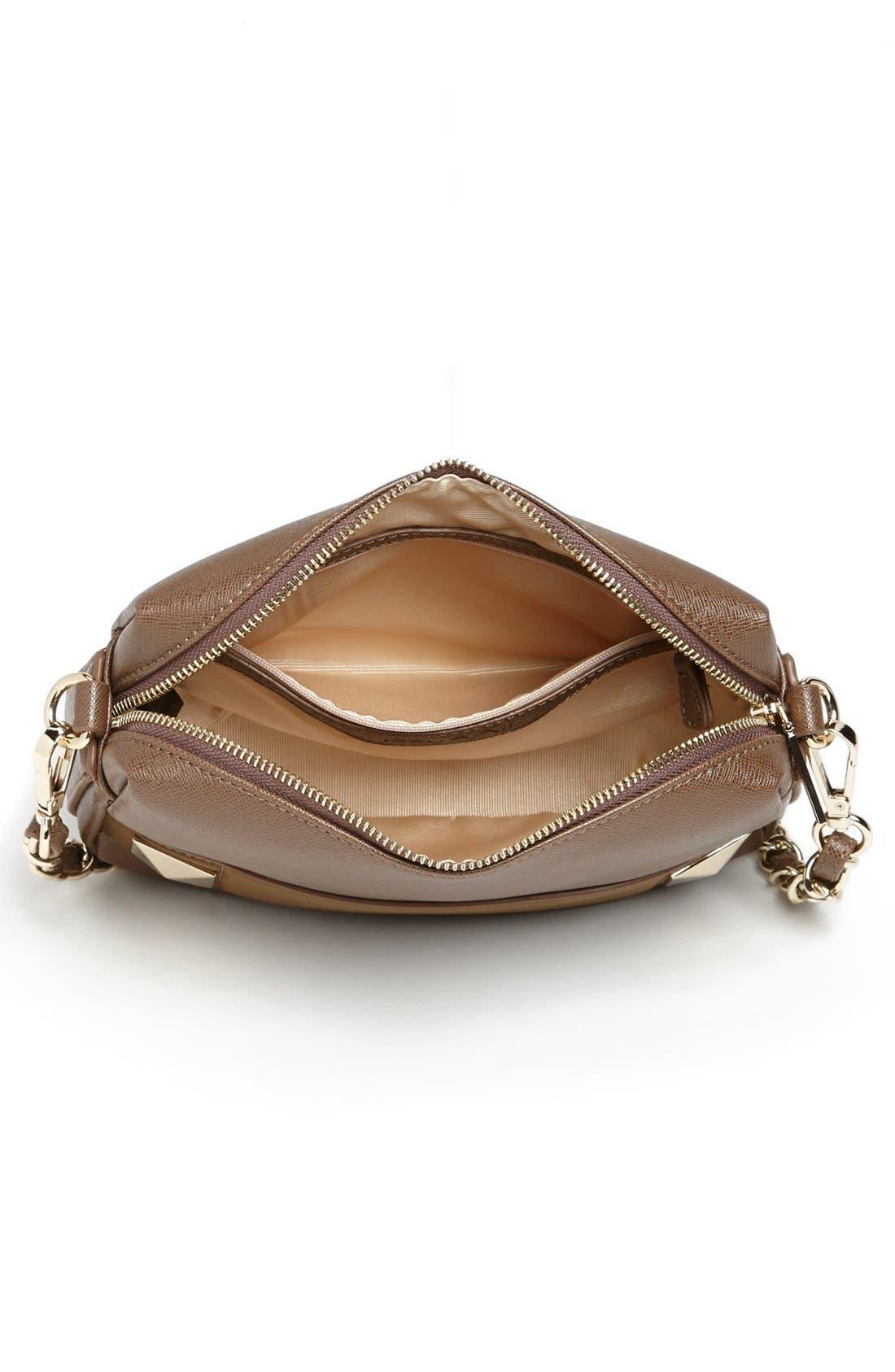 Alternate Image 3  - Izzy & Ali 'Ella' Faux Leather Crossbody Bag