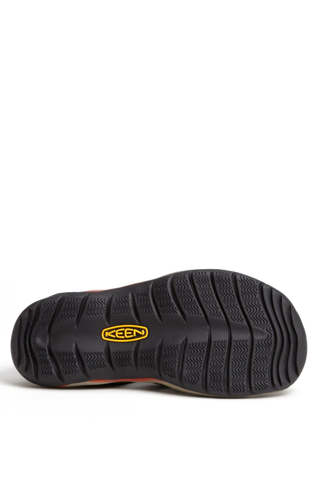 Alternate Image 4  - Keen 'Kanyon' Waterproof Sandal (Men)