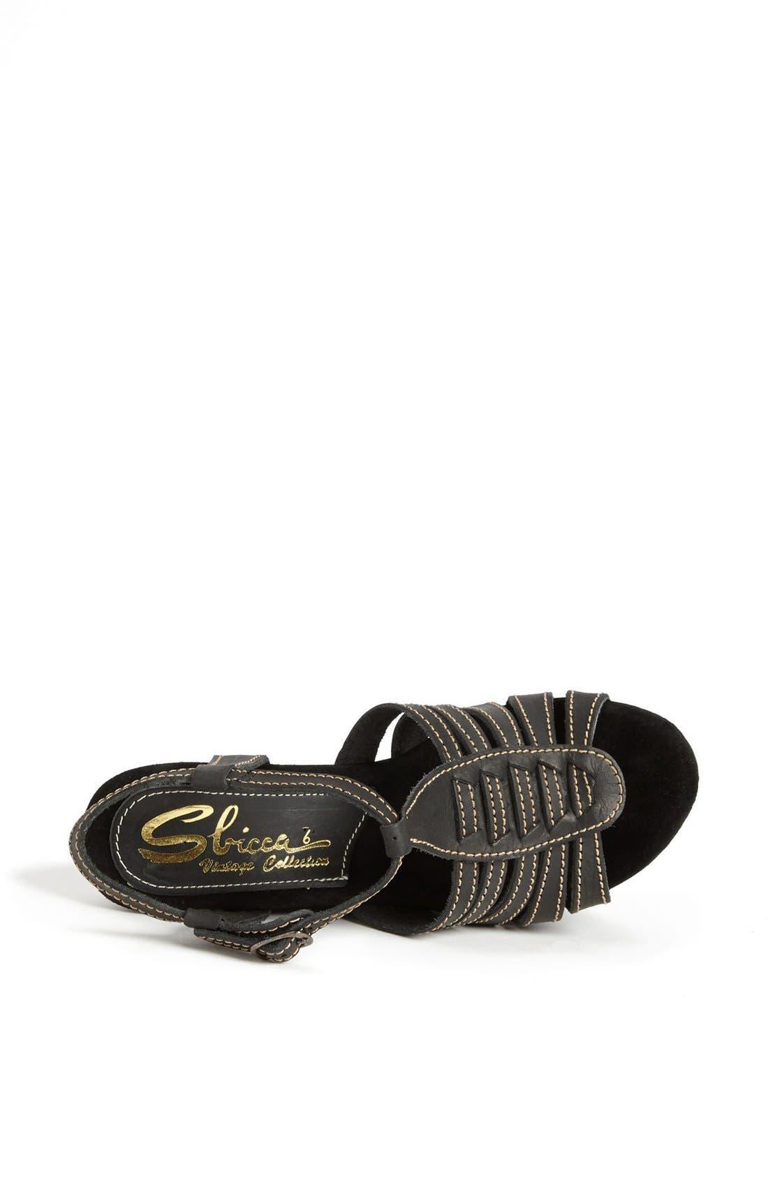 Alternate Image 3  - Sbicca 'Basalt' Wedge Sandal