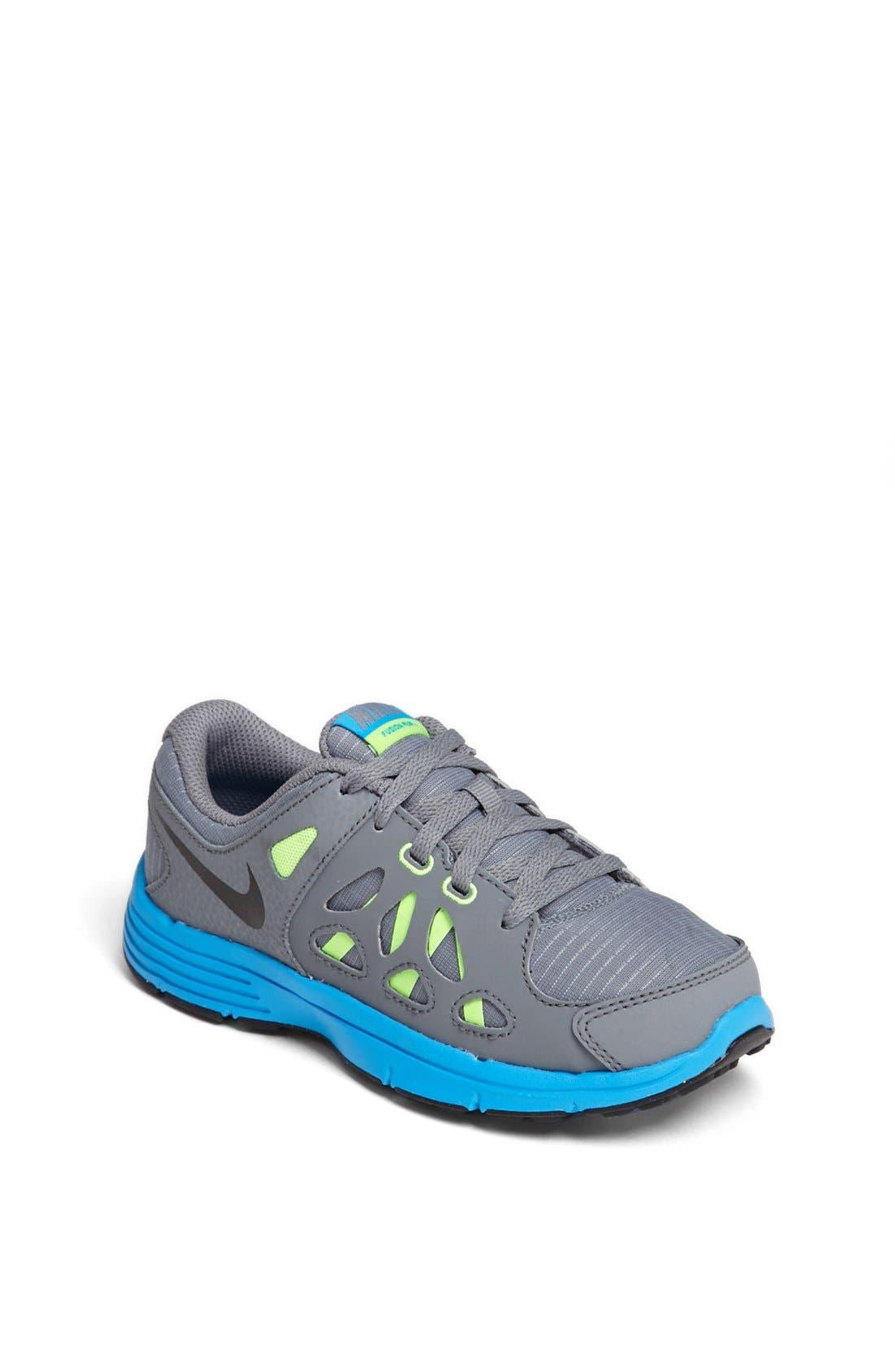 Main Image - Nike 'Dual Fusion' Sneaker (Little Kid)