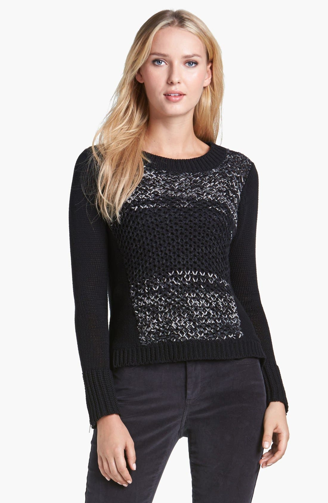 Alternate Image 1 Selected - Curio High/Low Pullover