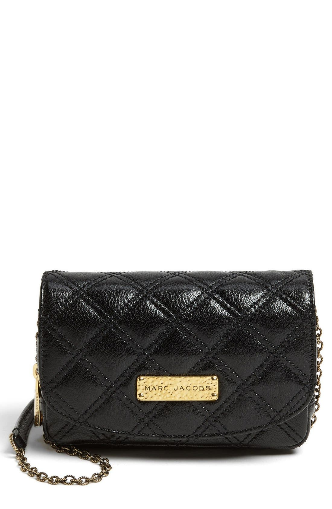 Alternate Image 1 Selected - MARC JACOBS 'Baroque - Bijoux' Leather Crossbody Bag