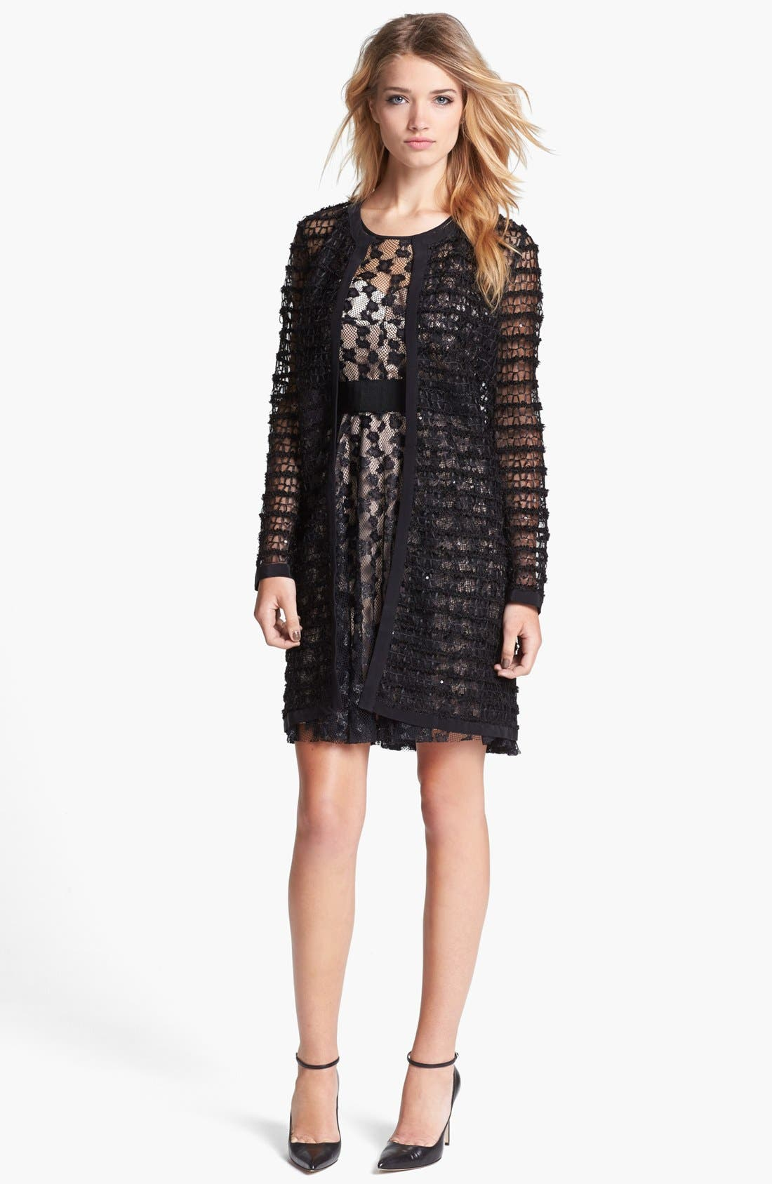 Alternate Image 1 Selected - Milly Lace Coat