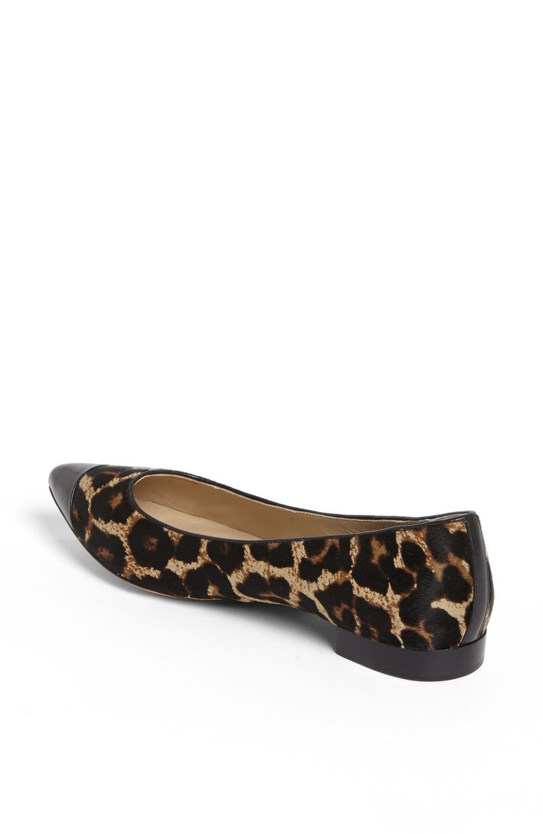 Alternate Image 2  - Michael Kors 'Janae' Calf Hair Flat