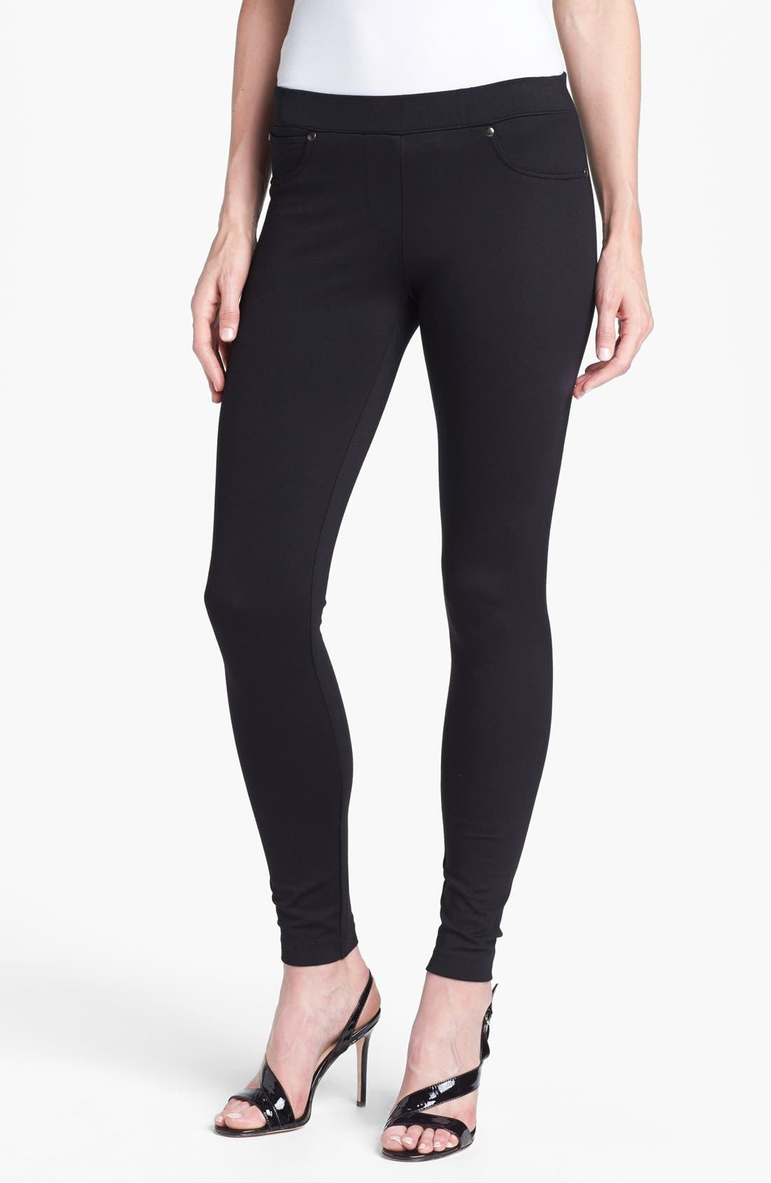 Alternate Image 1 Selected - Trina Turk Ponte Leggings