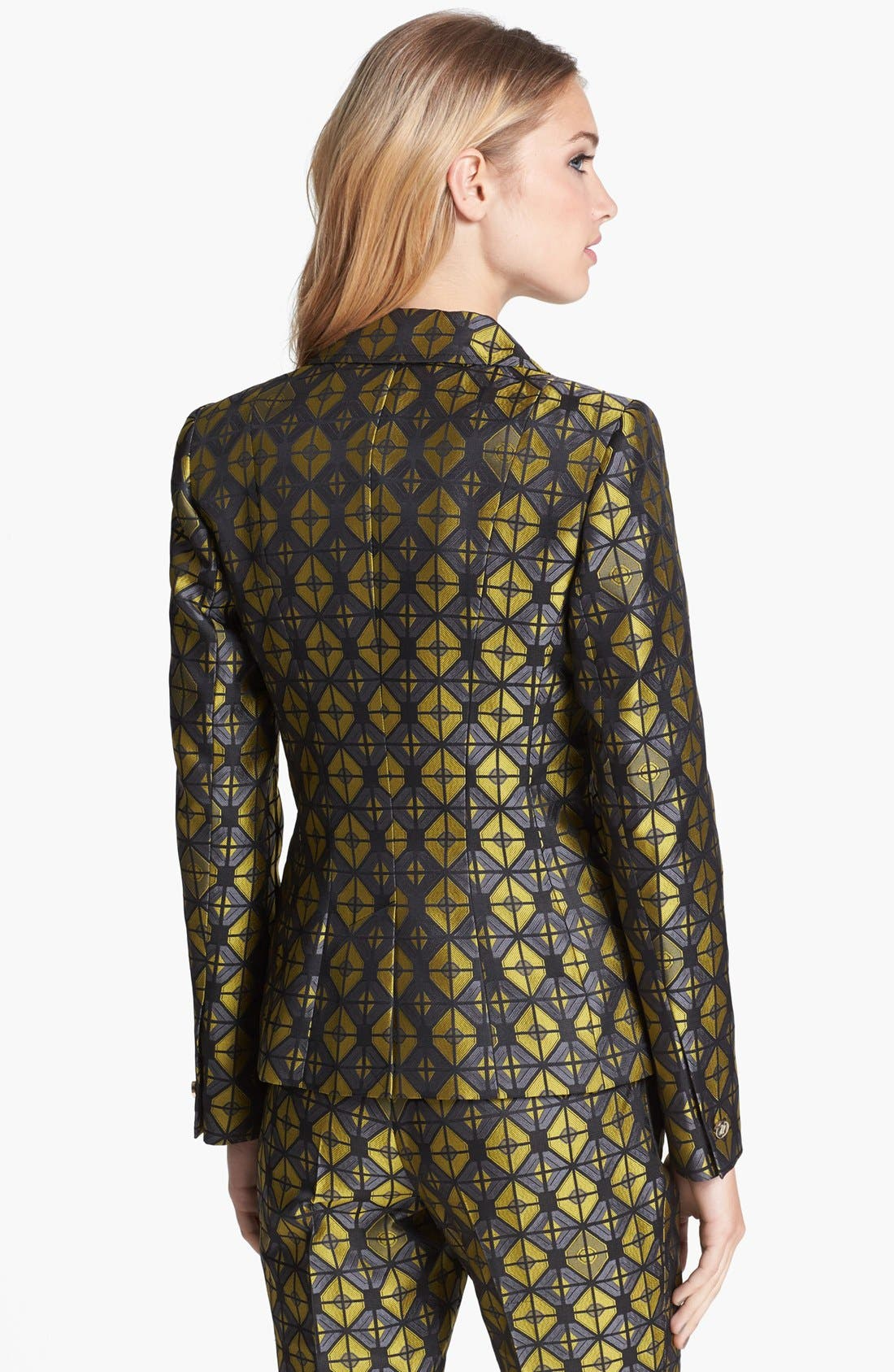 Alternate Image 2  - Ted Baker London 'Geo' Woven Jacket