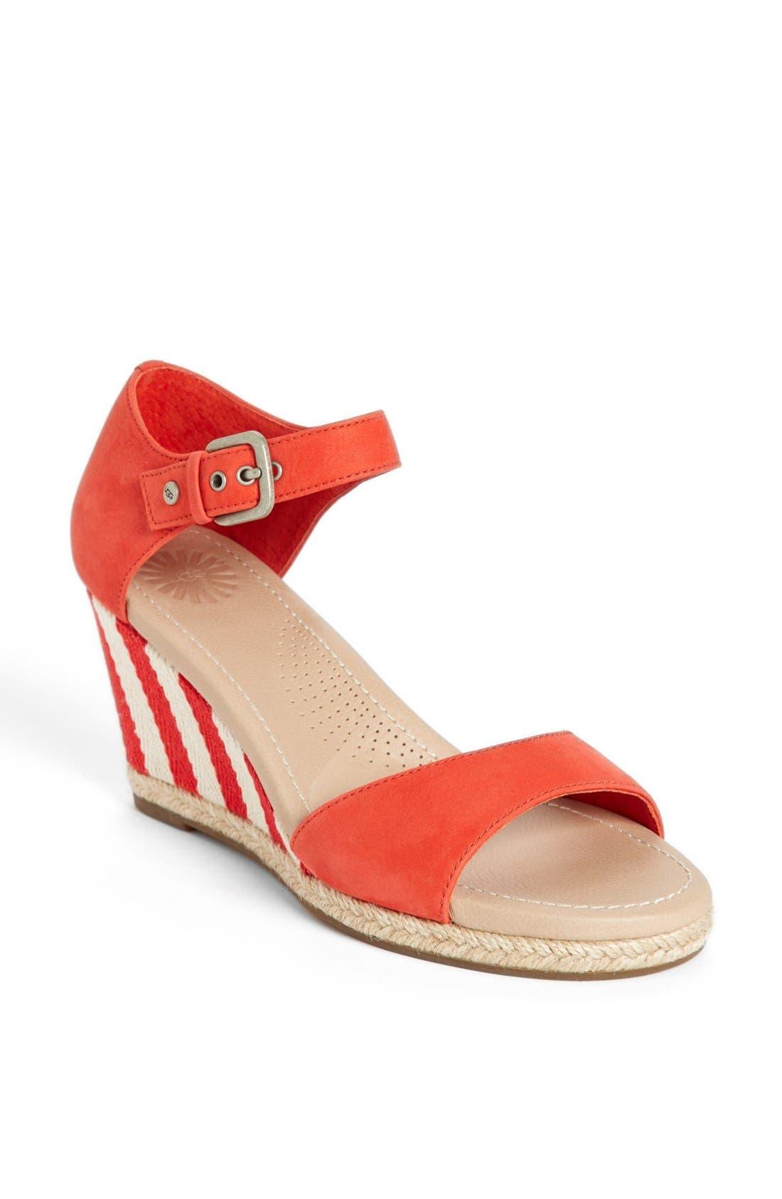 Alternate Image 1 Selected - UGG® Australia 'Atasha' Sandal