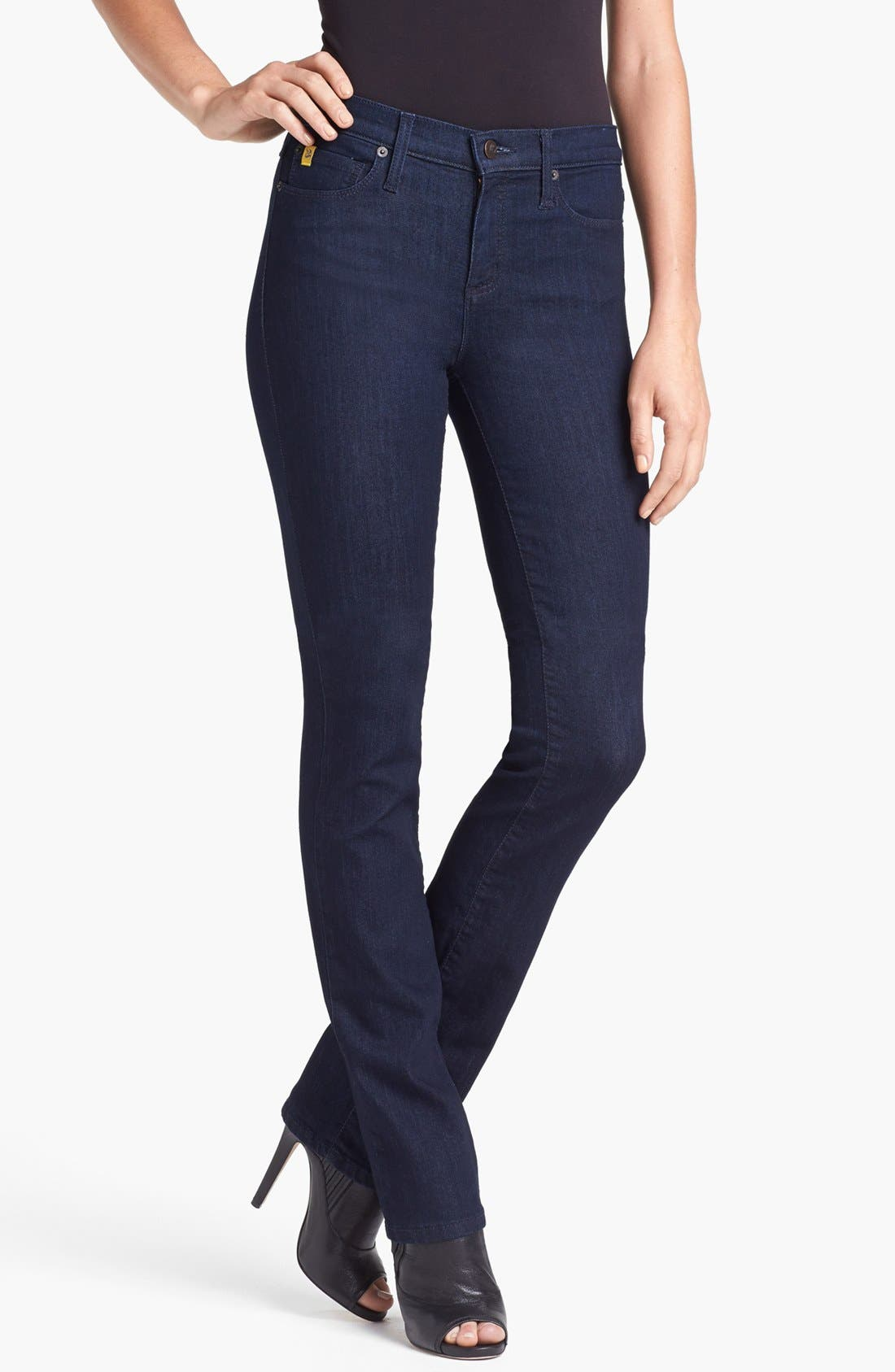 Alternate Image 1  - Yoga Jeans by Second Straight Leg Jeans