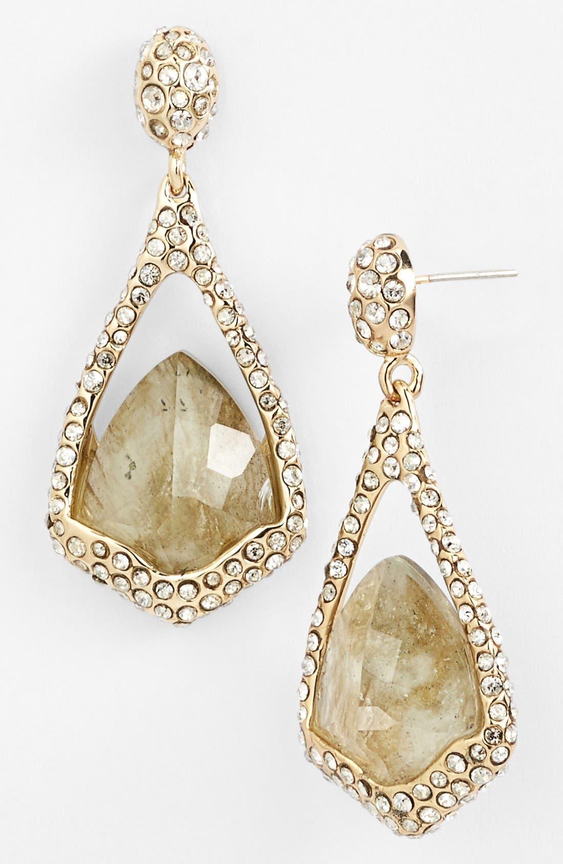 Alternate Image 1 Selected - Alexis Bittar 'Miss Havisham' Doublet Drop Earrings
