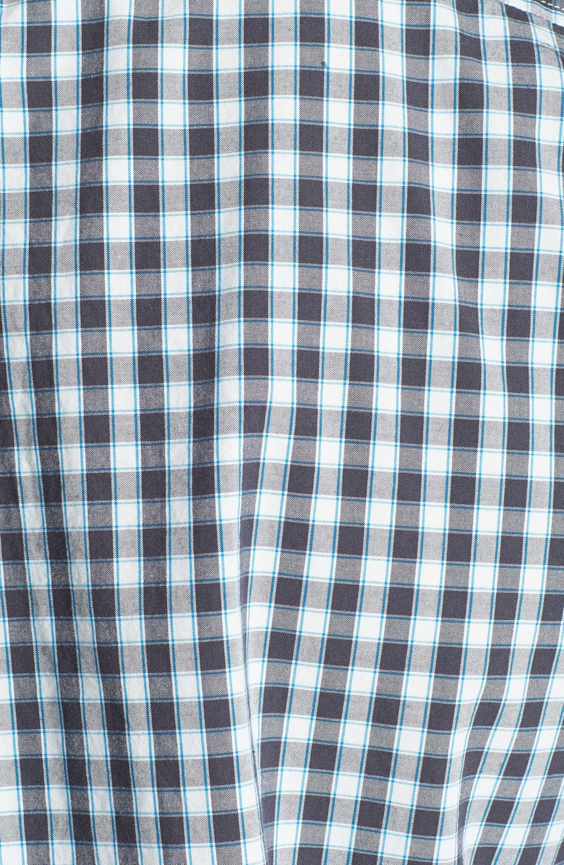 Alternate Image 3  - Jack Spade 'Cameron' Gingham Check Woven Shirt