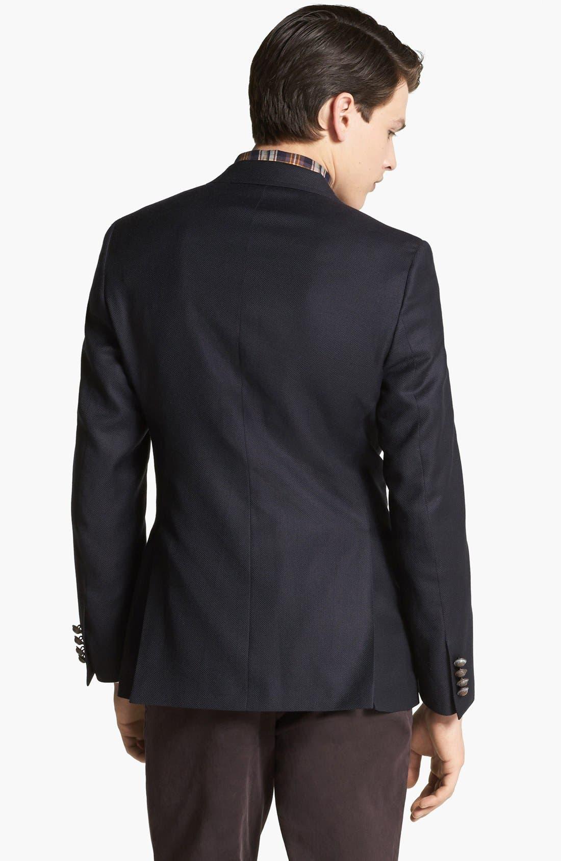 Alternate Image 3  - Billy Reid 'Campbell' Wool Sportcoat