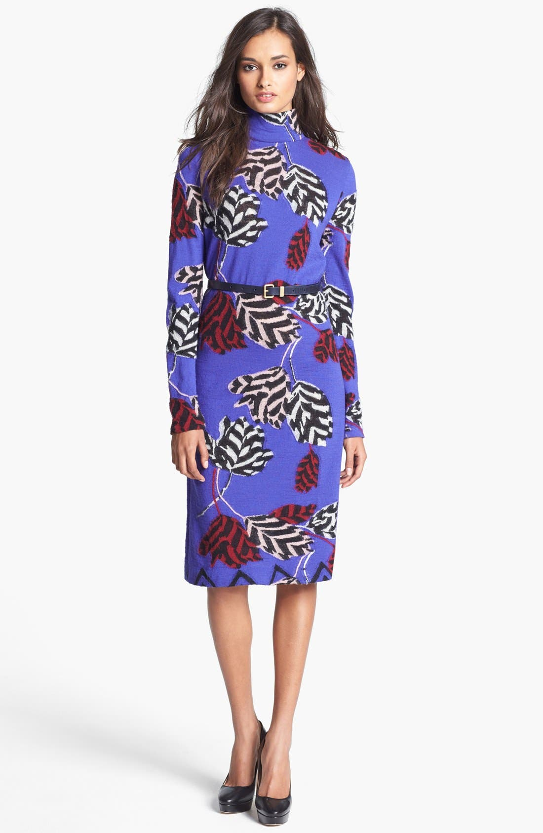 Alternate Image 1 Selected - MARC BY MARC JACOBS 'Mareika Tulip' Sweater Dress
