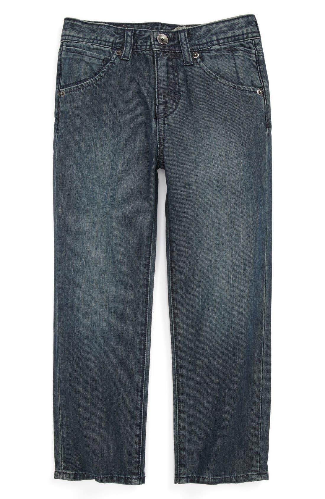 Alternate Image 2  - Volcom 'Nova' Straight Leg Jeans (Little Boys)