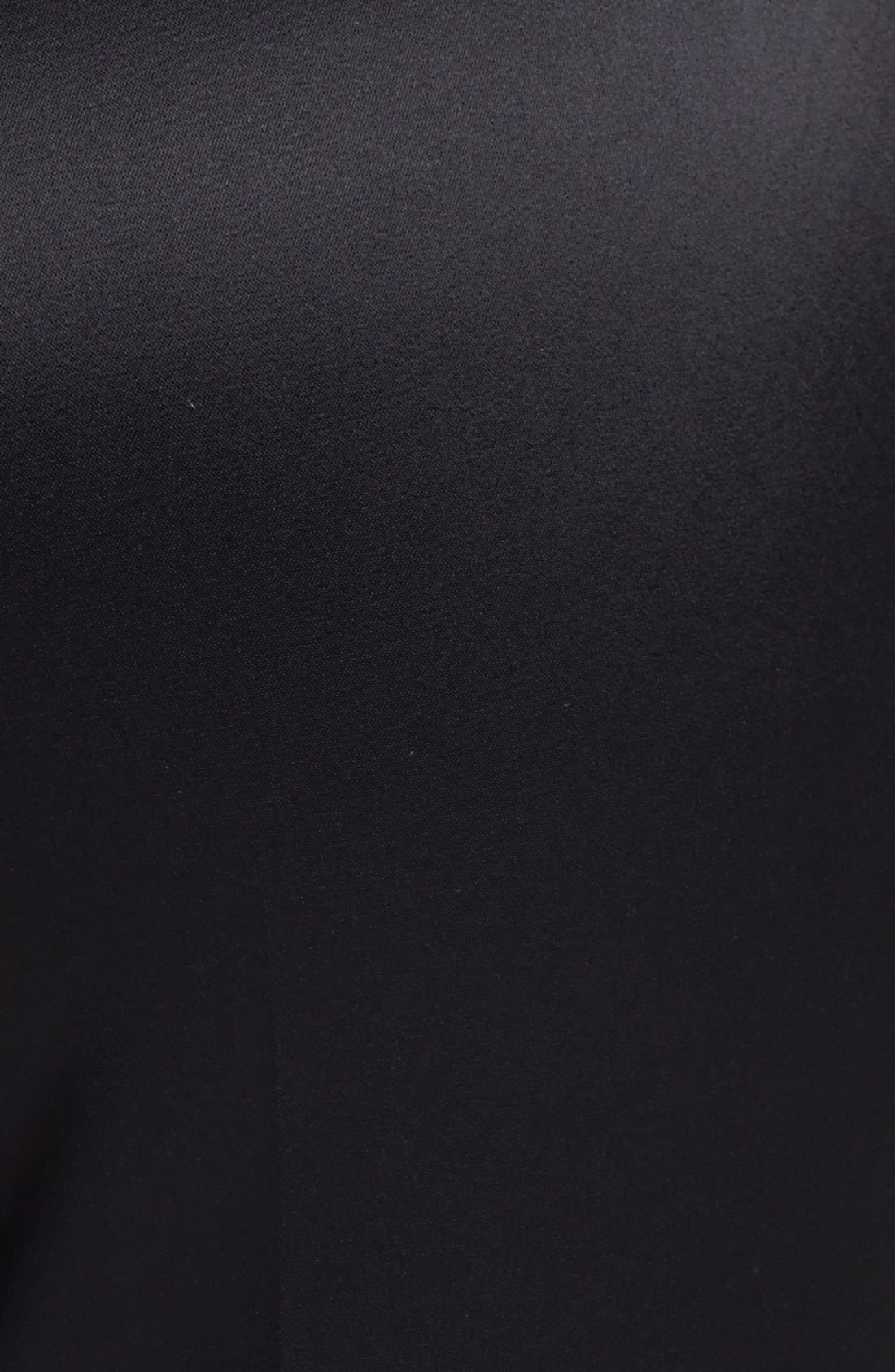 Alternate Image 4  - St. John Collection 'Emma' Liquid Satin Pants