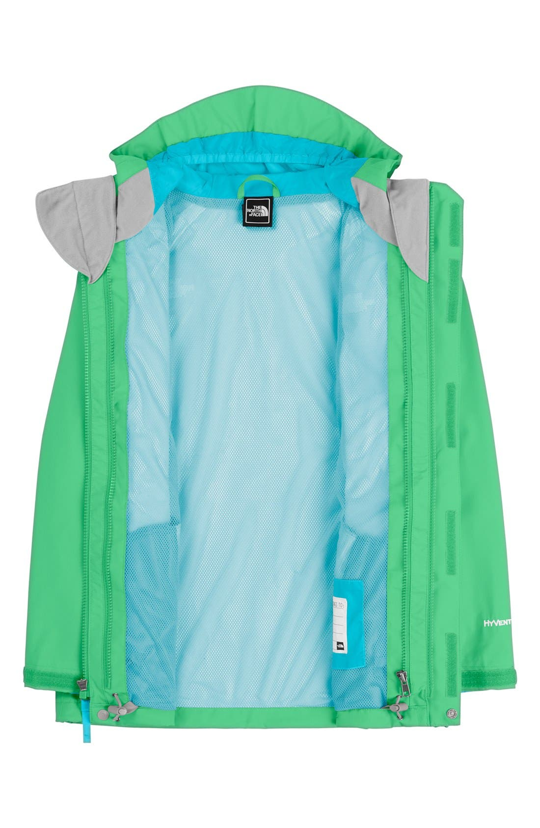 Alternate Image 2  - The North Face 'Mountain View TriClimate®' Jacket (Little Girls & Big Girls)