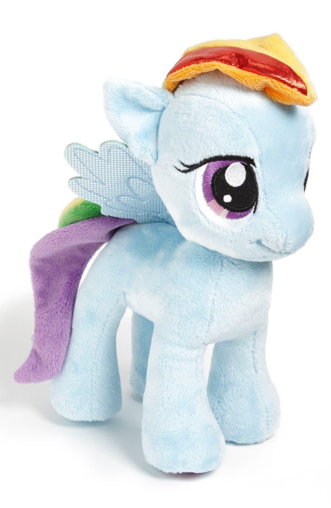 Main Image - Aurora World Toys 'My Little Pony® - Rainbow Dash®' Stuffed Animal (10 Inch)