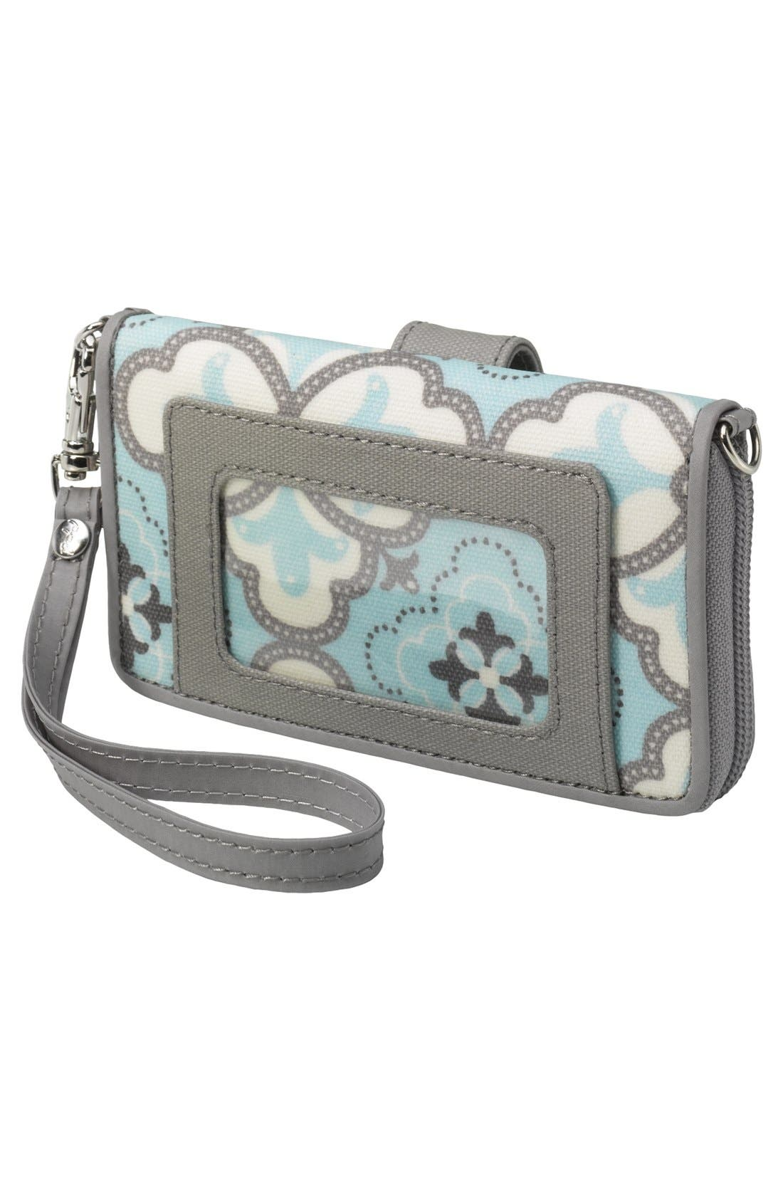Alternate Image 2  - Petunia Pickle Bottom 'Whereabouts' Wallet