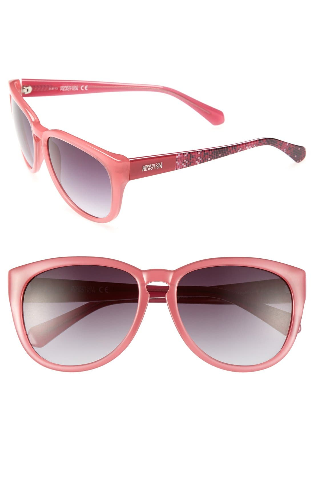 Main Image - Kenneth Cole Reaction 56mm Sunglasses