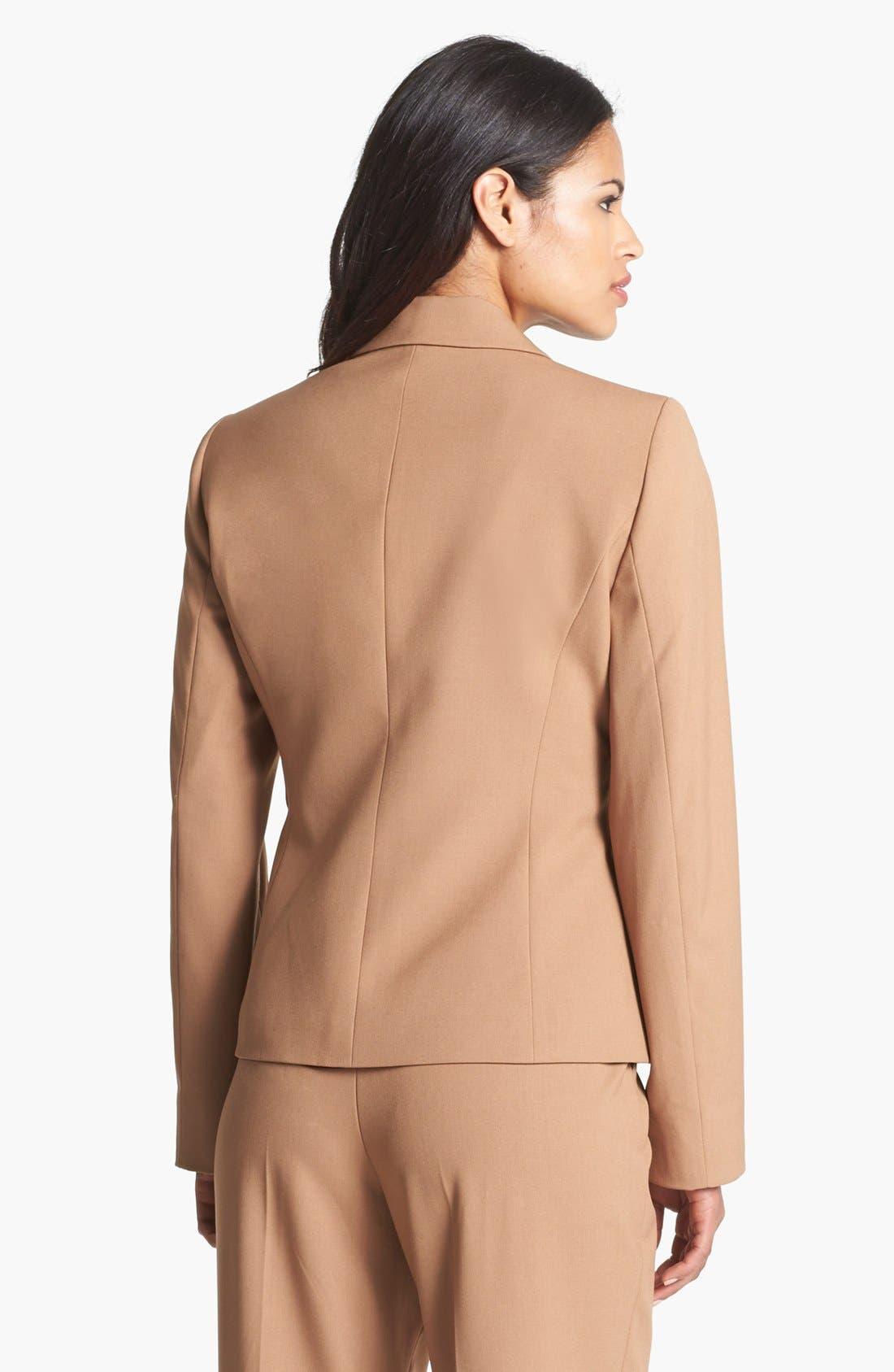 Alternate Image 2  - Jones New York 'Olivia - Seasonless Stretch' Jacket (Regular & Petite)