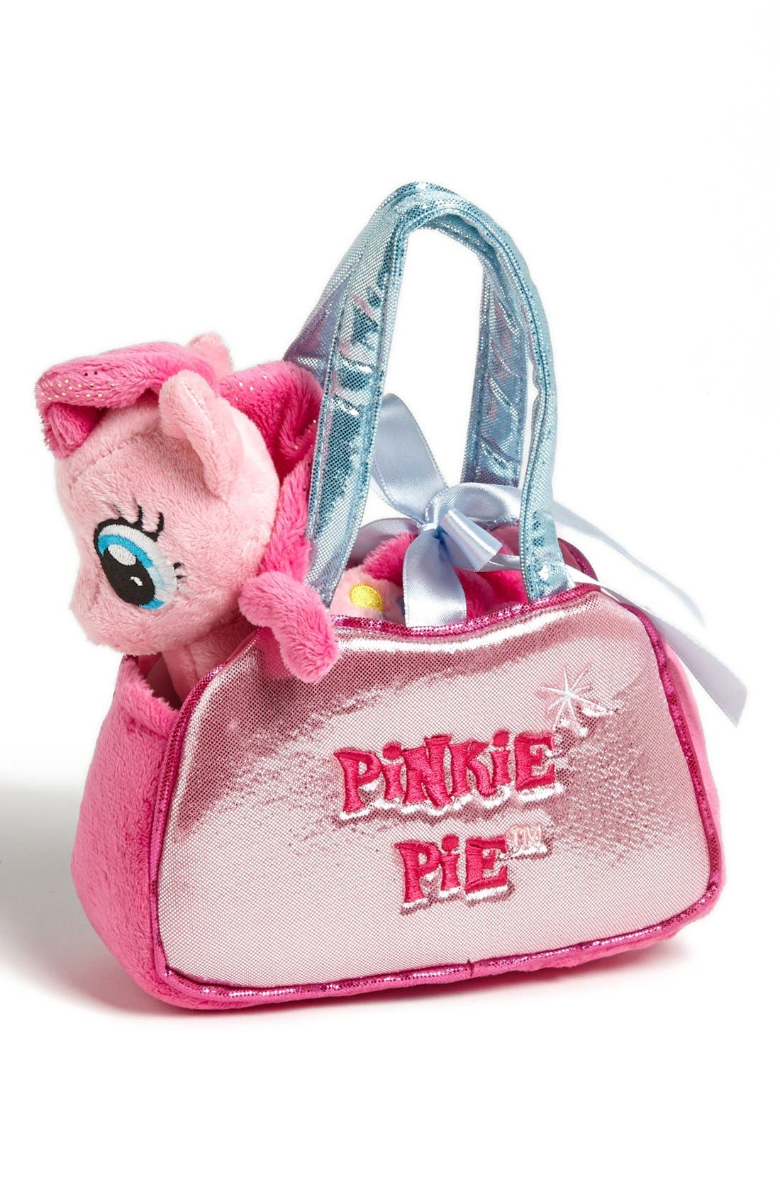 Alternate Image 1 Selected - Aurora World Toys 'My Little Pony® - Pinkie Pie®' Stuffed Pony & Purse