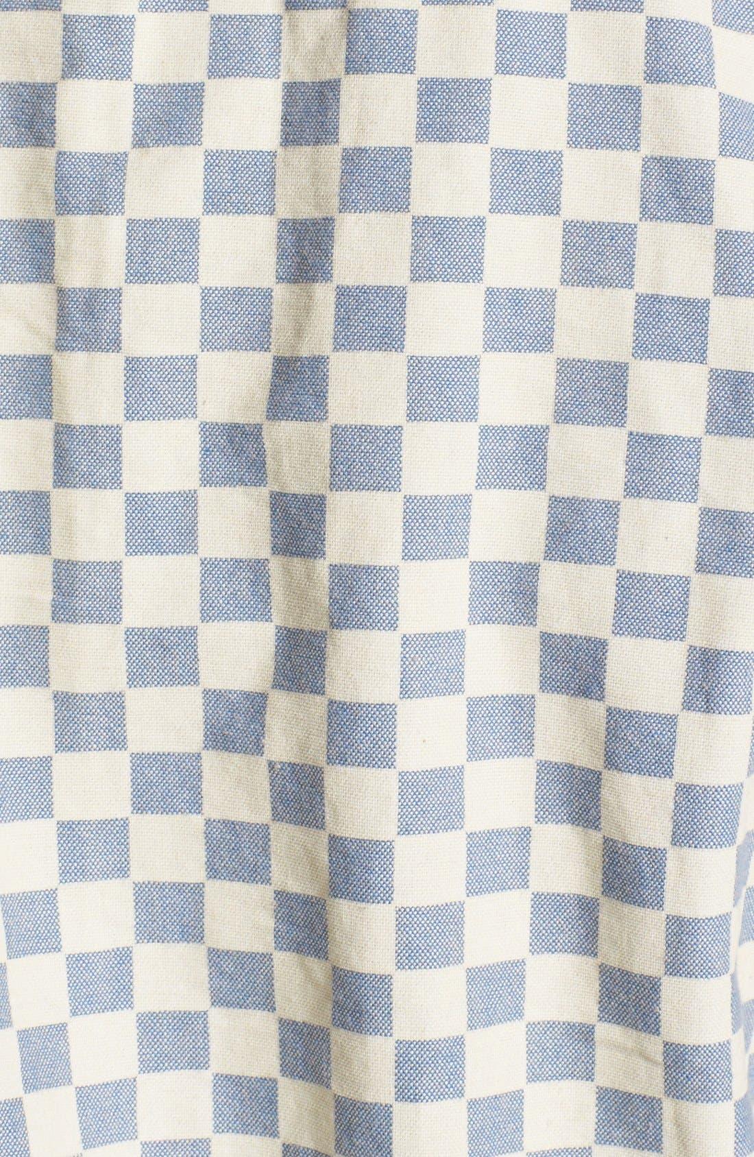 Alternate Image 2  - Vans 'Edgeware' Short Sleeve Woven Shirt