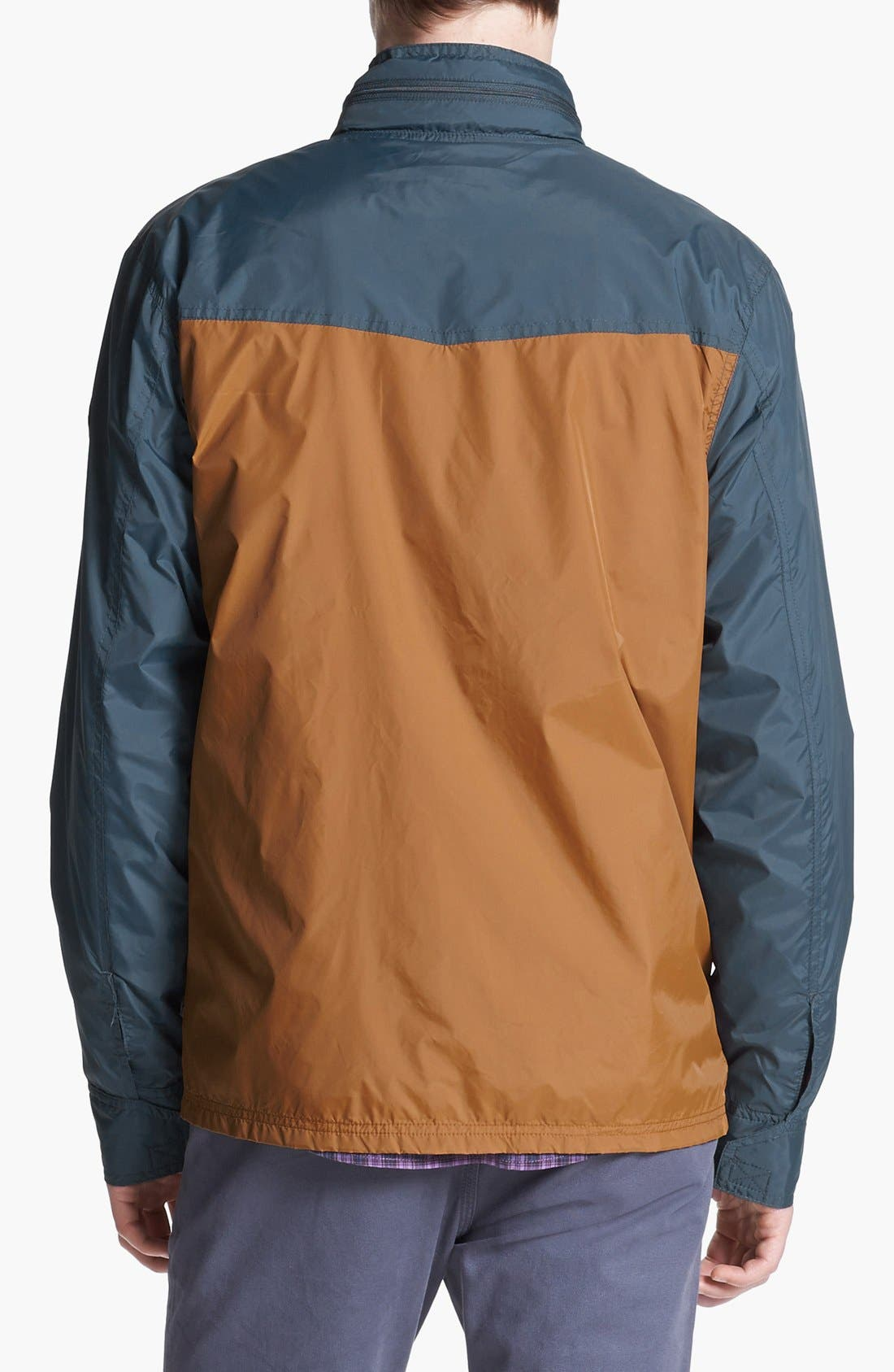 Alternate Image 2  - RVCA 'Bay Blocker' Windbreaker Jacket