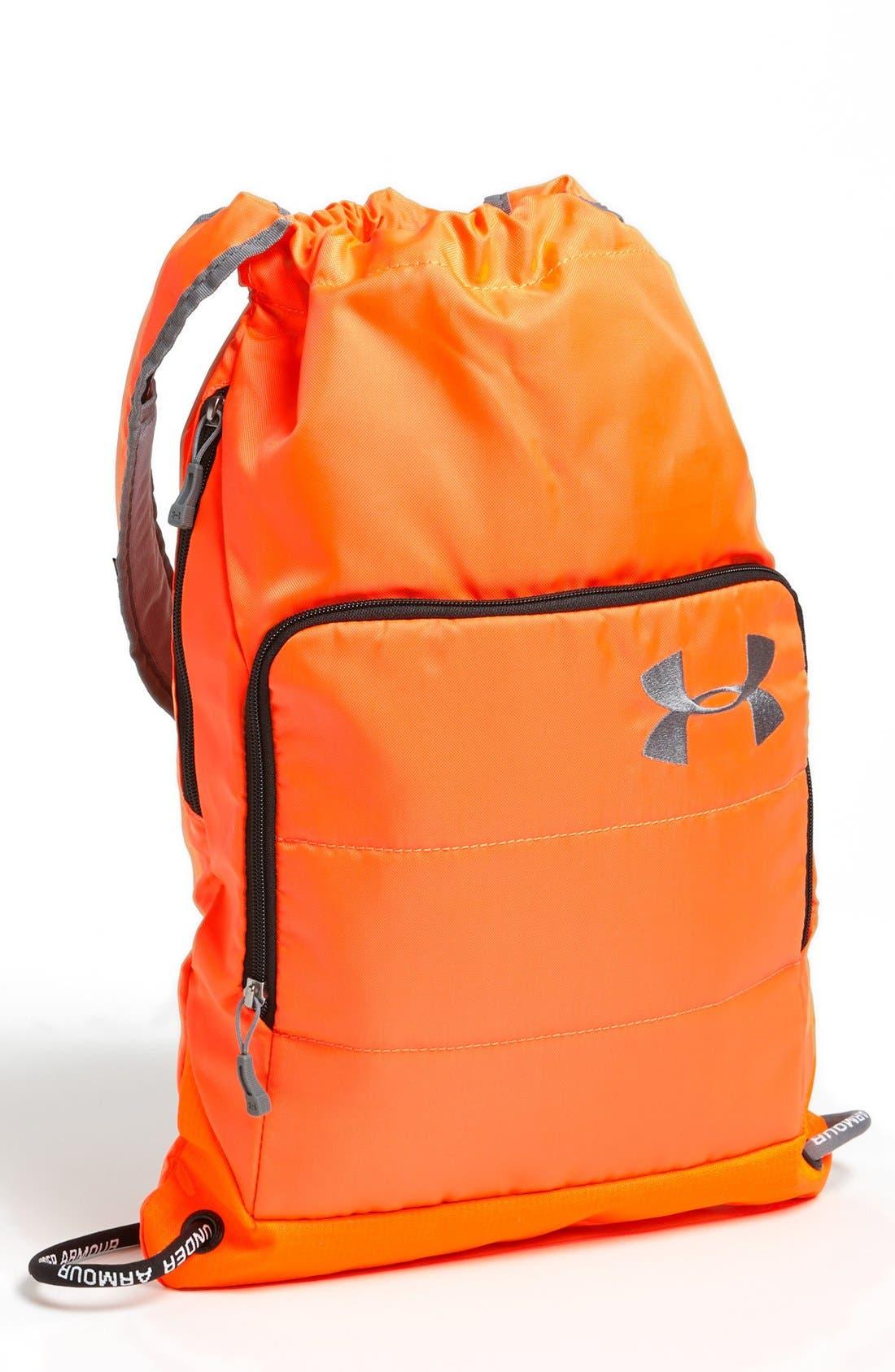 Under Armour 'Camden' Drawstring Backpack (Boys) | Nordstrom